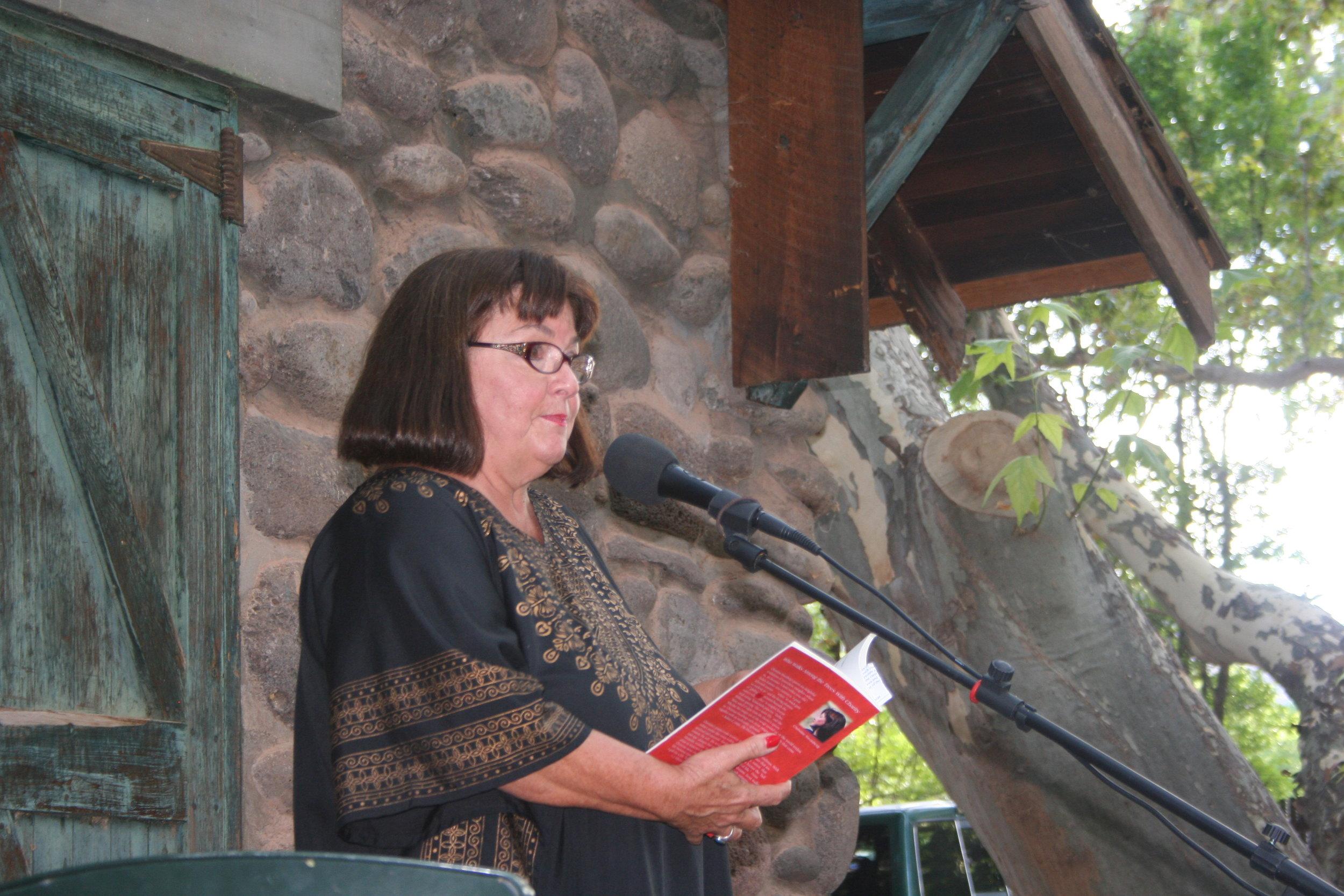 OCTOBER: Christine Swanberg
