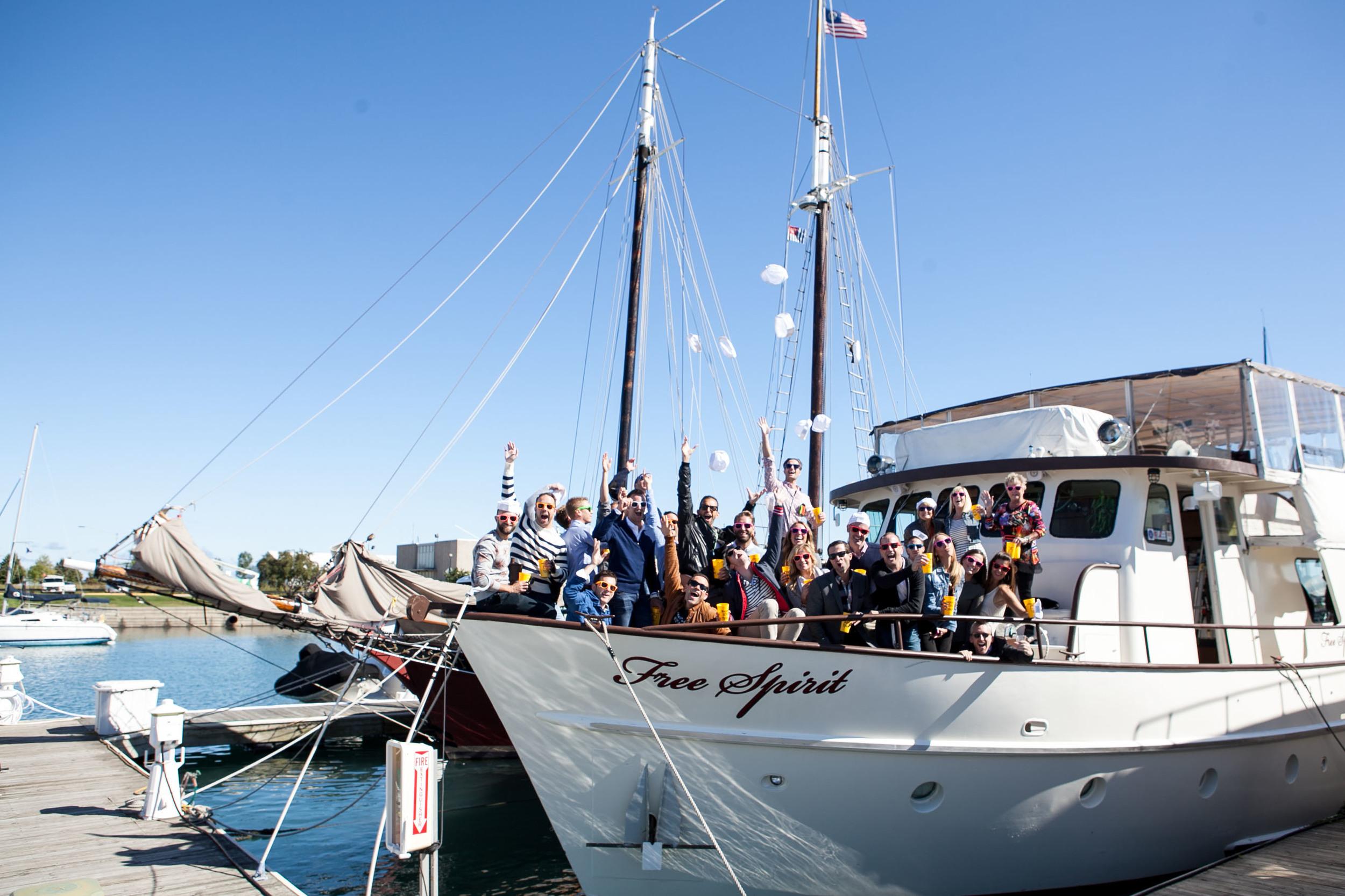tyler's 30th chinanigans birthday celebration trolley tour of the loop burnham harbor yacht tour-40.jpg