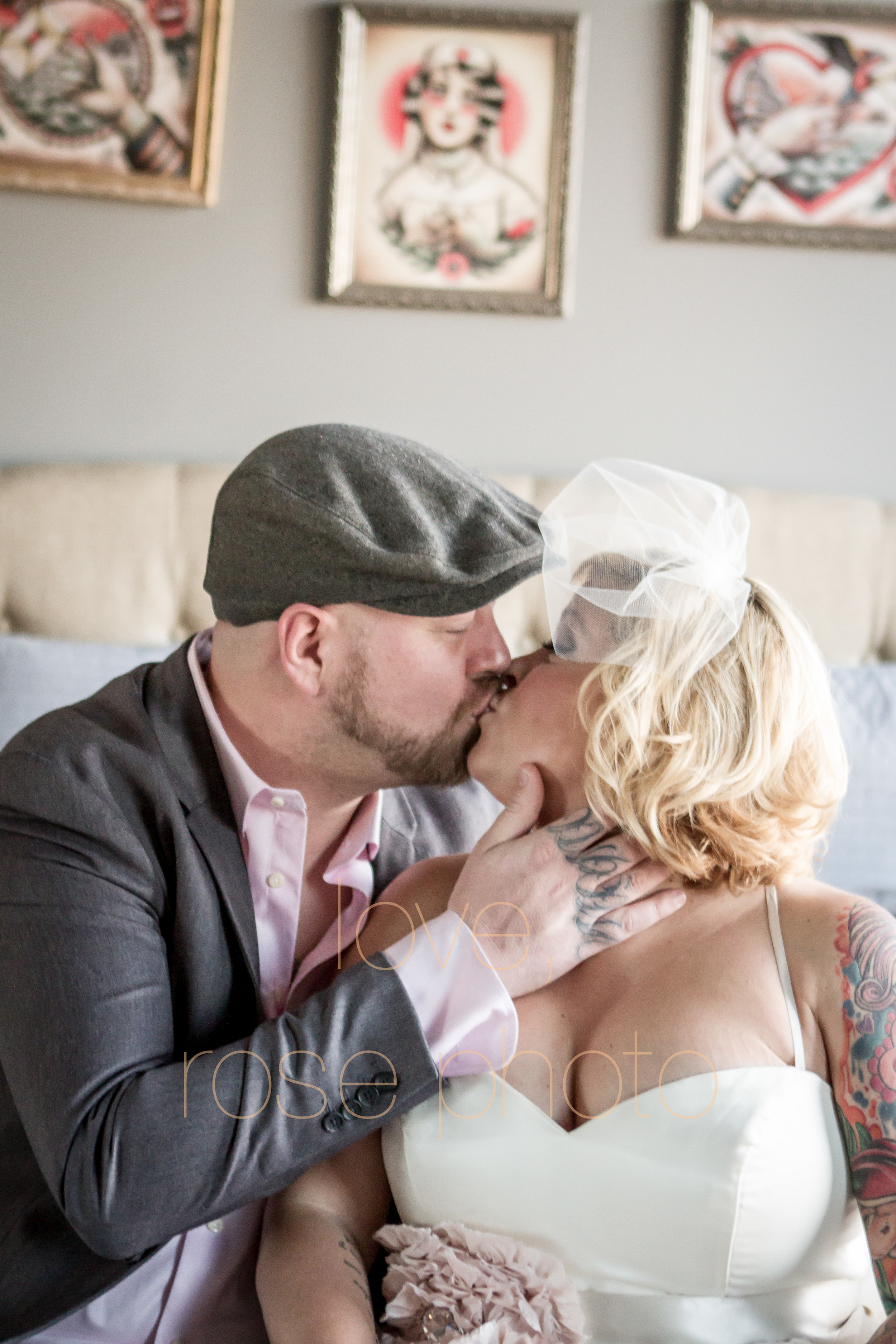 nikki + mike west loop vintage classic throwback pinup rock and roll tattoo photoshoot engagement wedding photo shoot-006.jpg