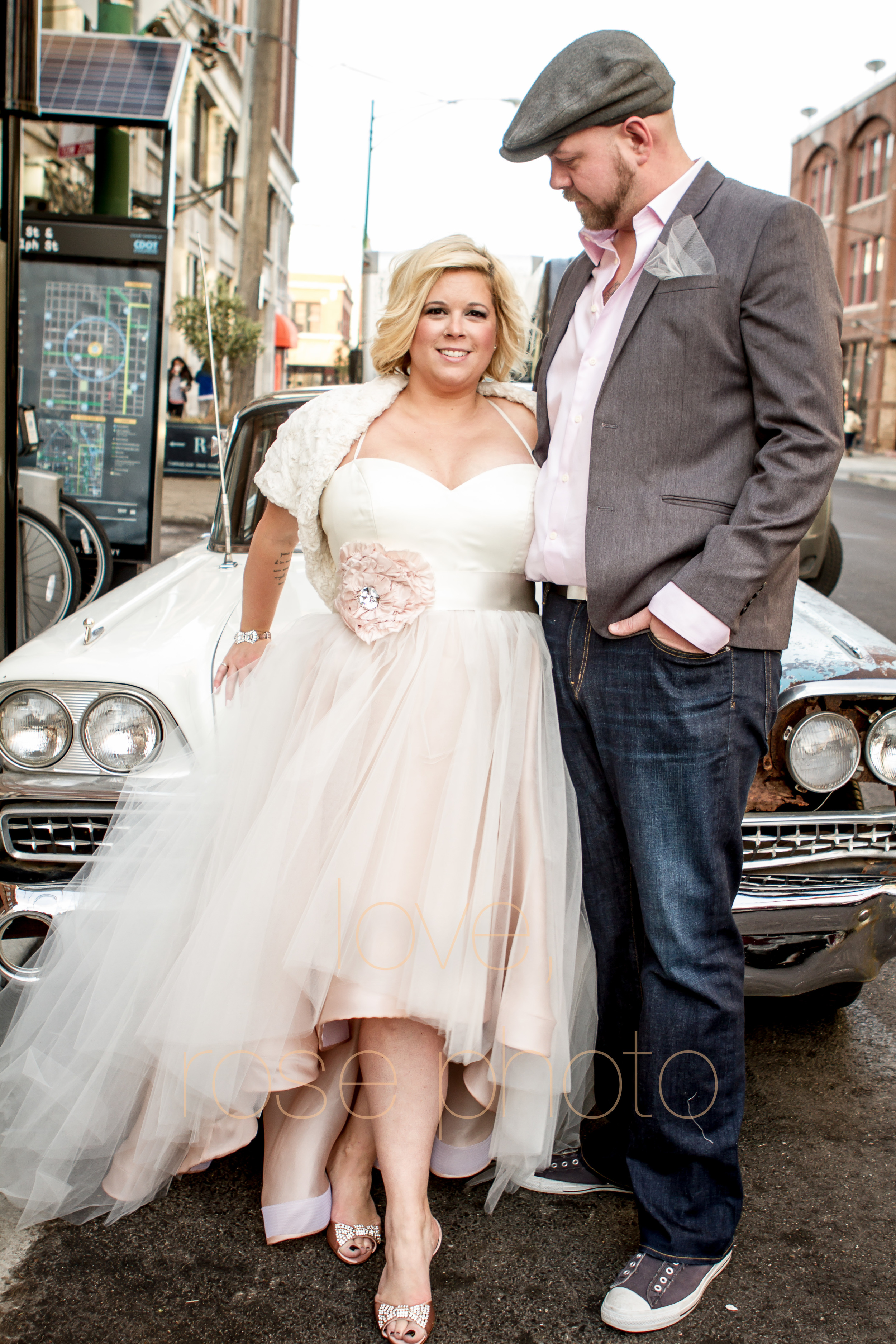 nikki + mike west loop vintage classic throwback pinup rock and roll tattoo photoshoot engagement wedding photo shoot-010.jpg