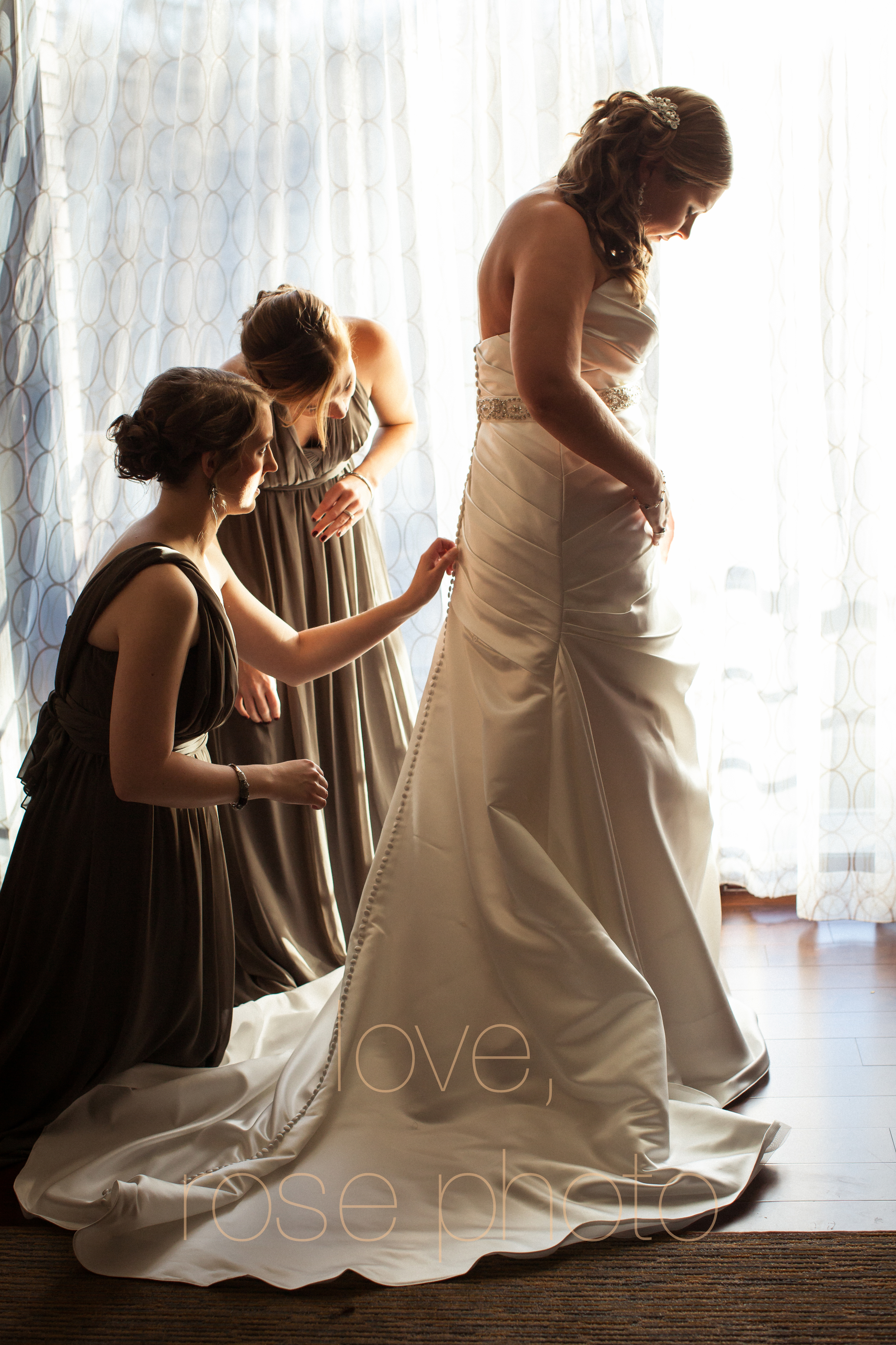 katie + even new years eve chicago oak brook mcdonalds lodge 2014 polish wedding balloon drop champagne-001.jpg