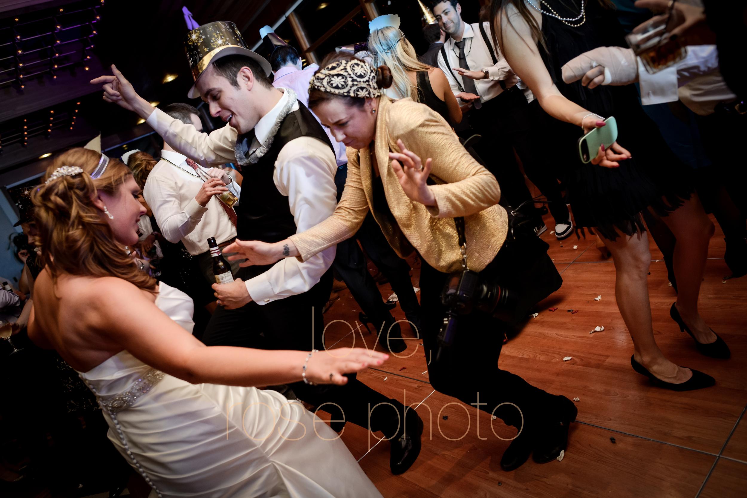 katie + even new years eve chicago oak brook mcdonalds lodge 2014 polish wedding balloon drop champagne-020.jpg