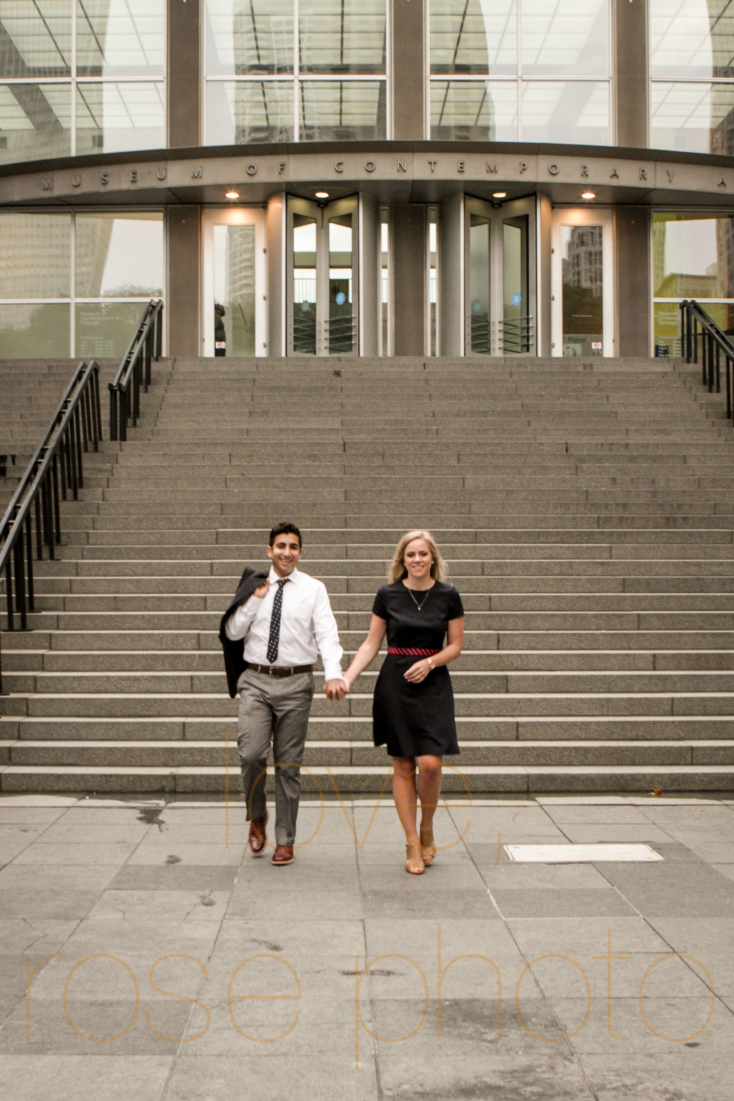 Amy + Ammar engagment shoot downtown drumbar magnificante mile chicago river wedding photographer-004.jpg