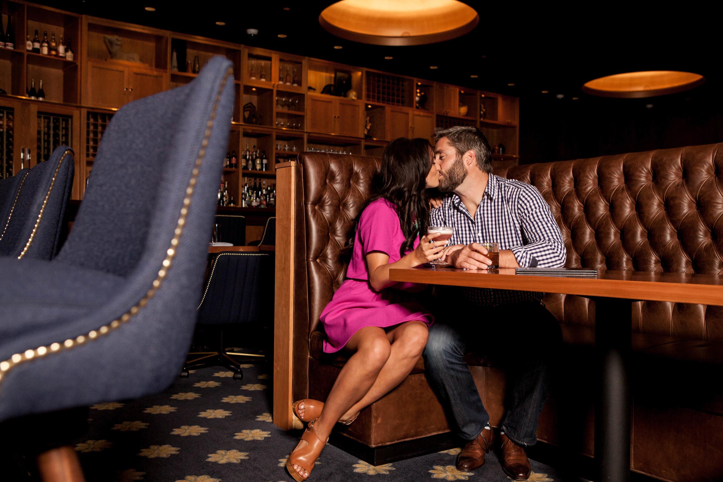 Sarah + Mike Engagement shoot Rose Photo Chicago Athletic Association Michigan Avenue Millenium Park  -003-2.jpg