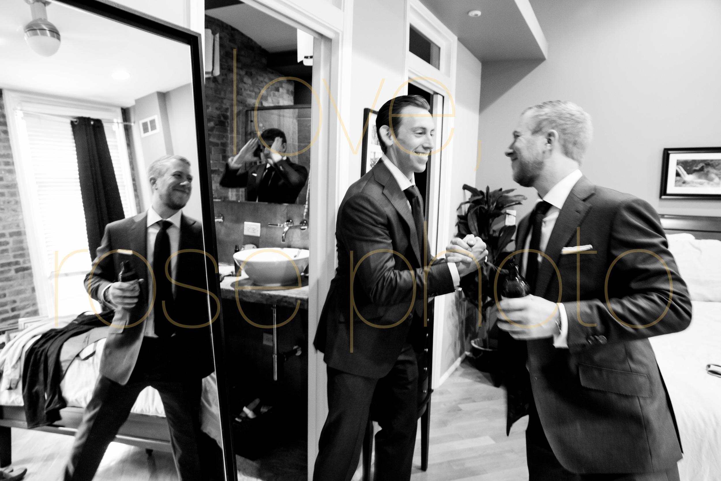 Jodie + Phil Chicago wedding Galleria Marchetti Vera Wang Modern Luxury Brides CS rosegold kinzie street brige -009.jpg