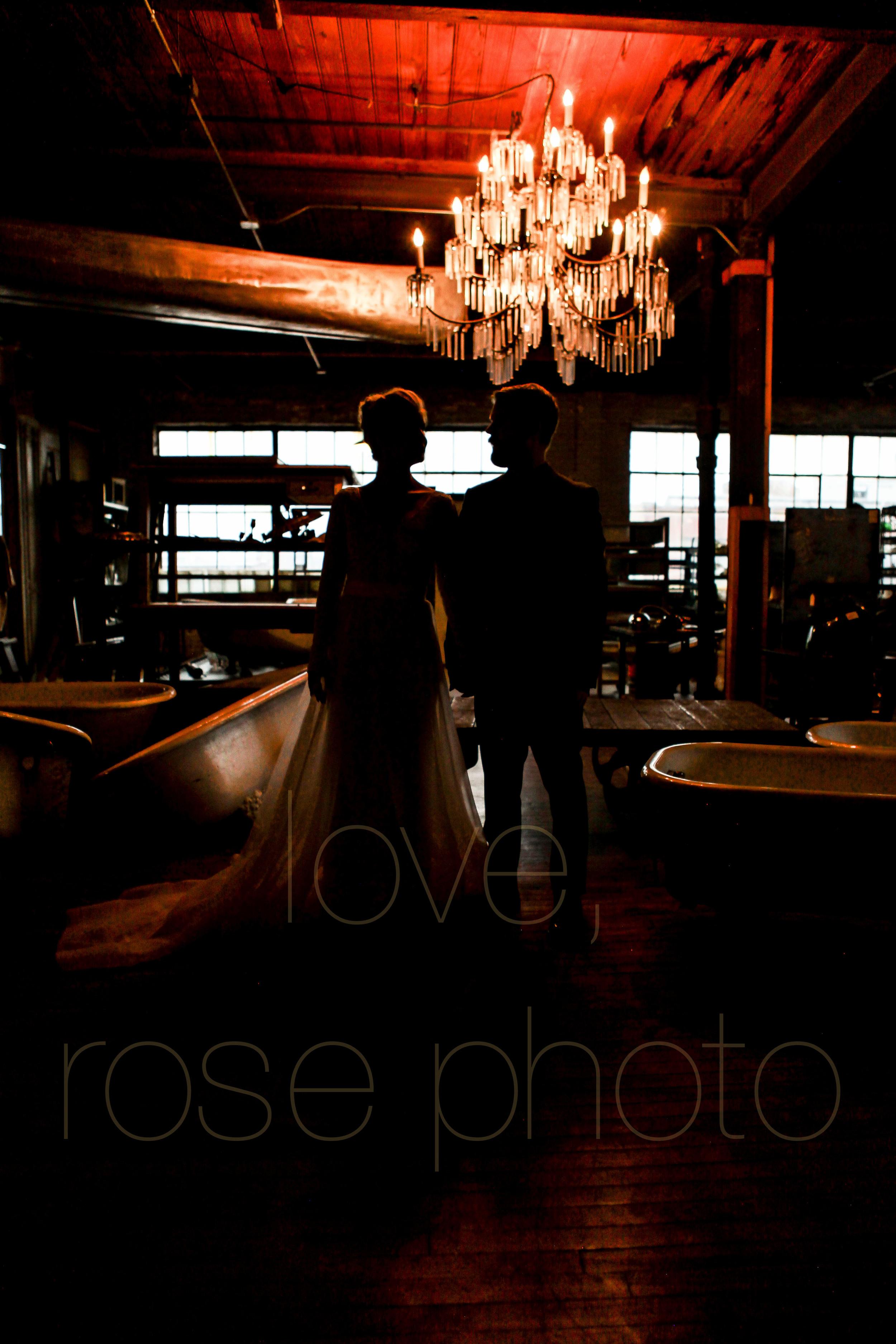 West Fulton Chicago Wedding Venue Salvage One photography enagement photos bride groom first dance-22.jpg