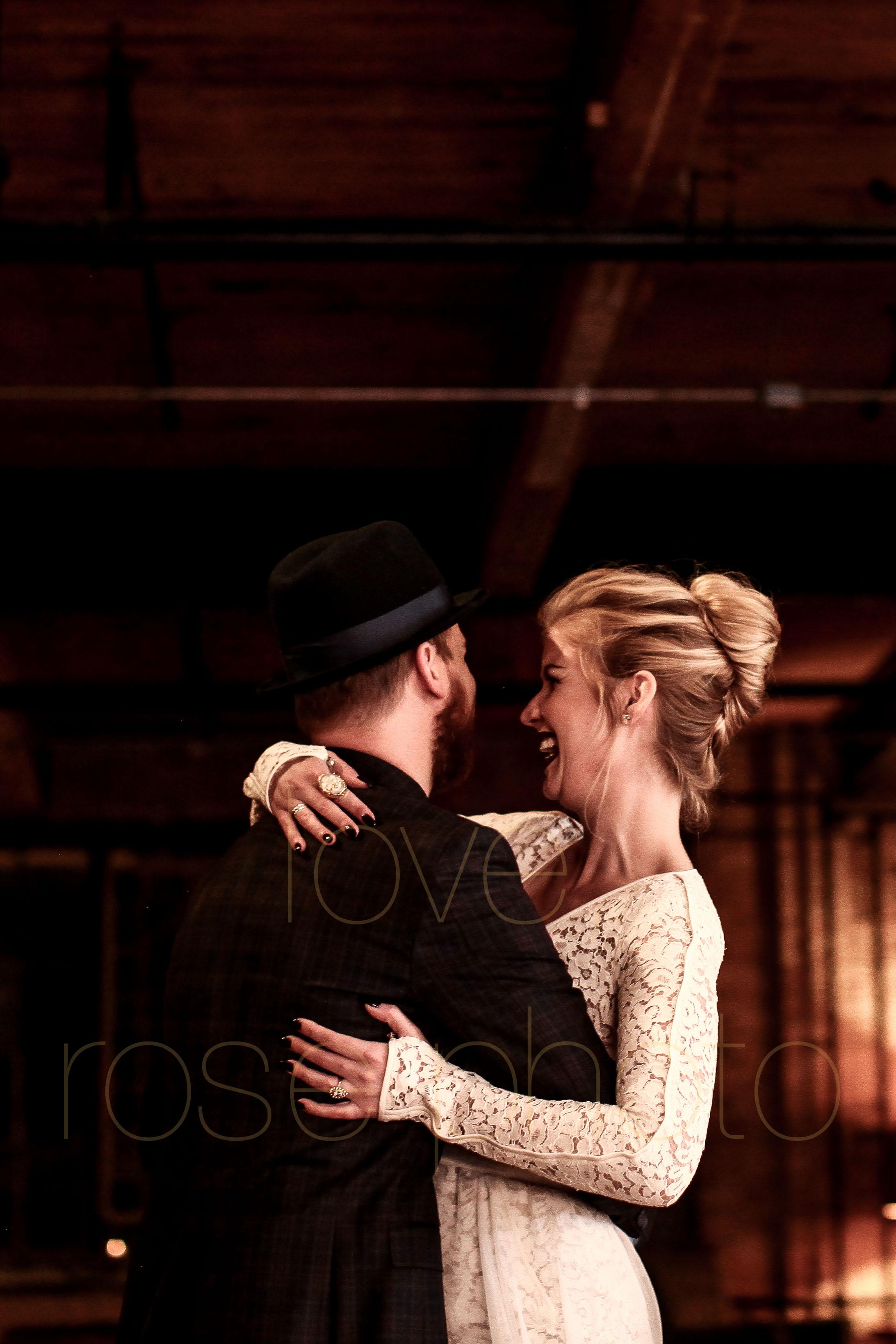 West Fulton Chicago Wedding Venue Salvage One photography enagement photos bride groom first dance-31.jpg