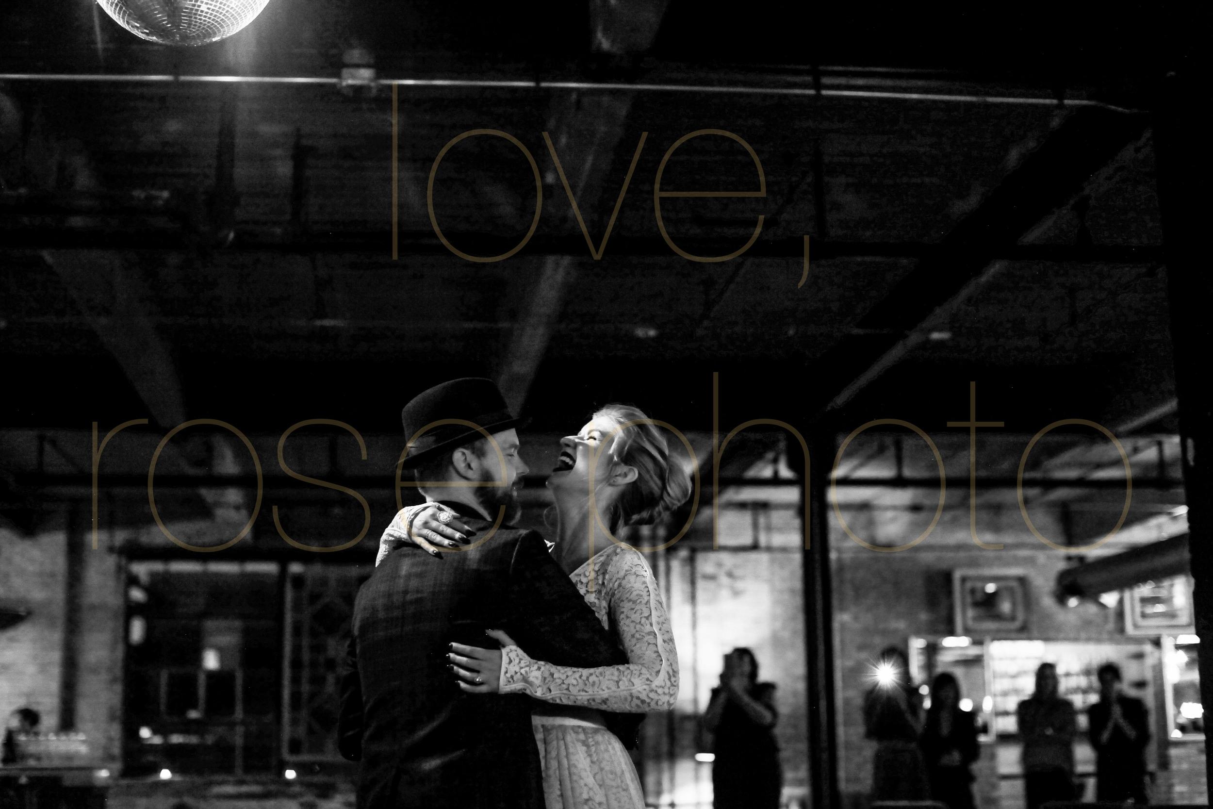 West Fulton Chicago Wedding Venue Salvage One photography enagement photos bride groom first dance-30.jpg