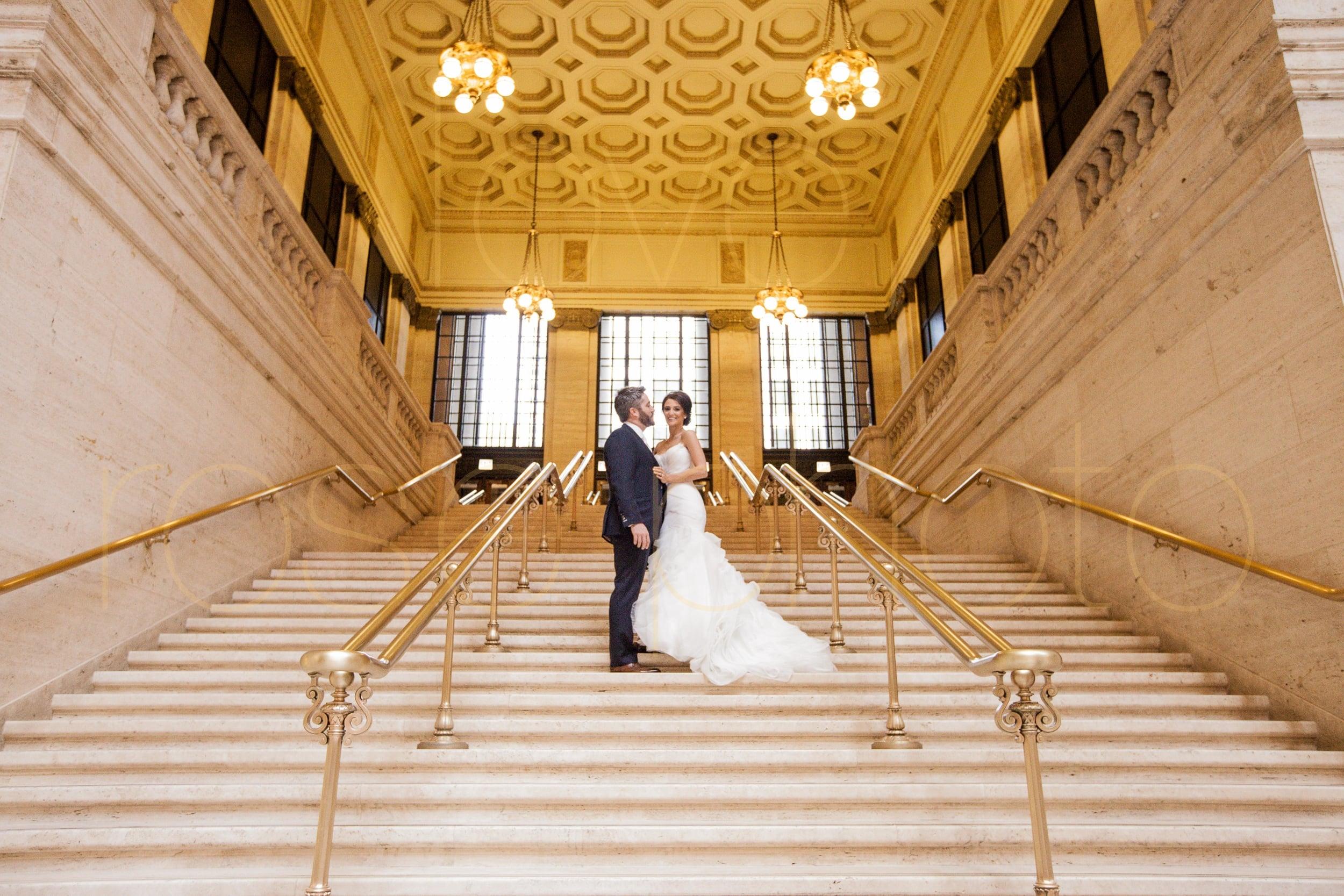 Sarah + Mike NYE wedding Chicago wedding photographer best of glamour modern luxury engagement photos-17.jpg