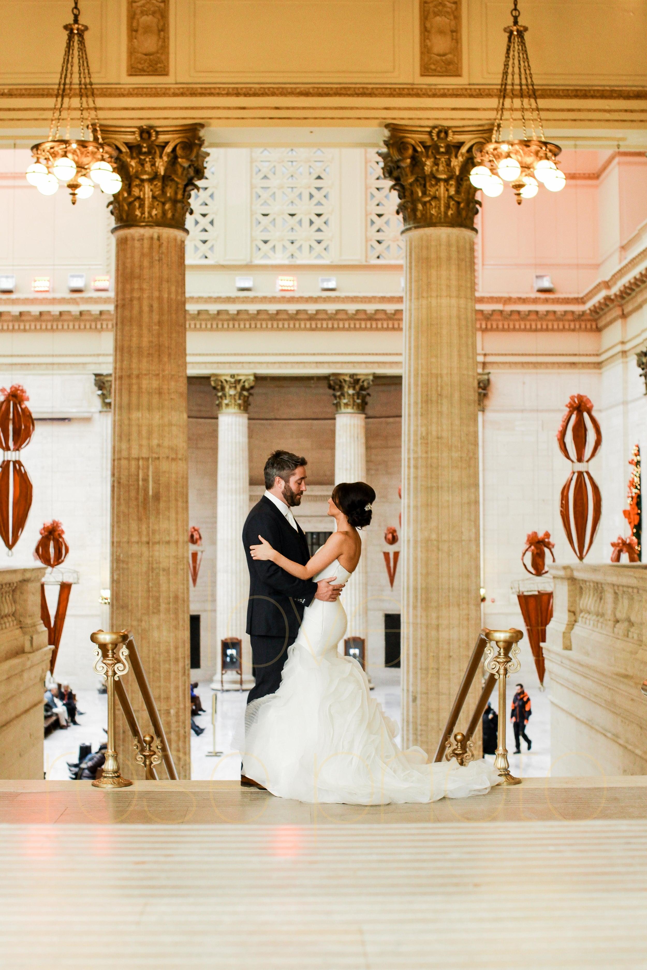 Sarah + Mike NYE wedding Chicago wedding photographer best of glamour modern luxury engagement photos-15.jpg