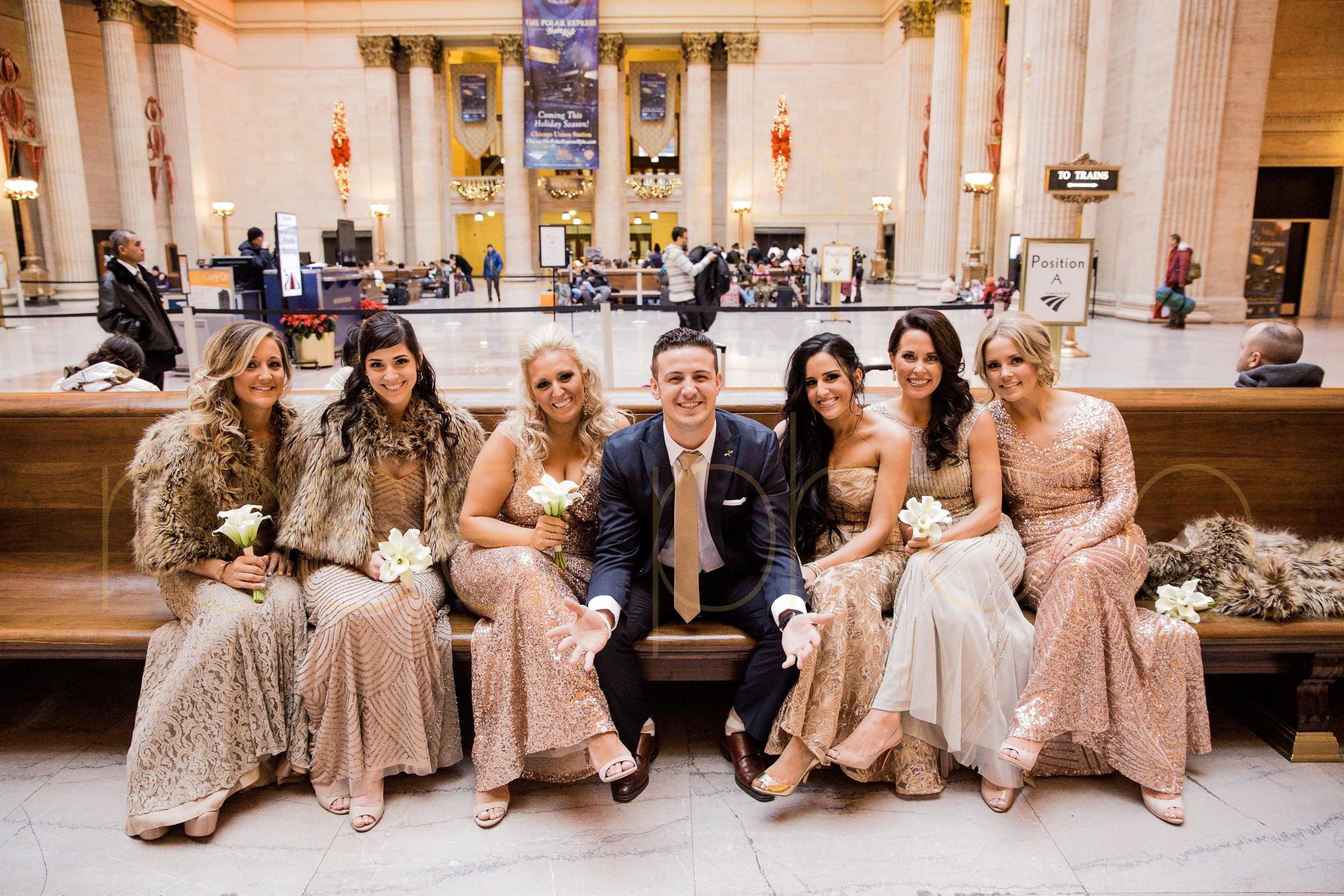 Sarah + Mike NYE wedding Chicago wedding photographer best of glamour modern luxury engagement photos-22.jpg