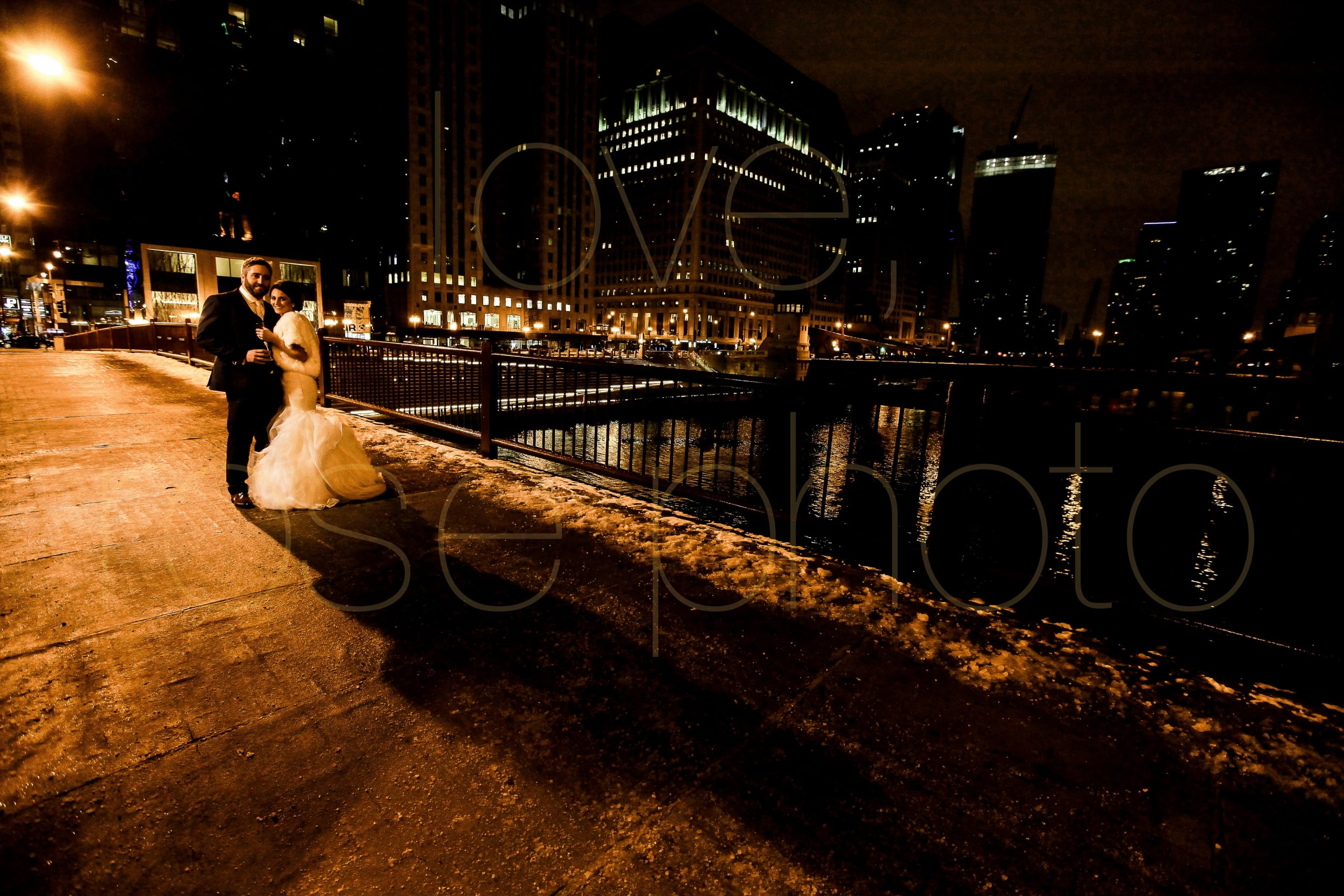 Sarah + Mike NYE wedding Chicago wedding photographer best of glamour modern luxury engagement photos-33.jpg