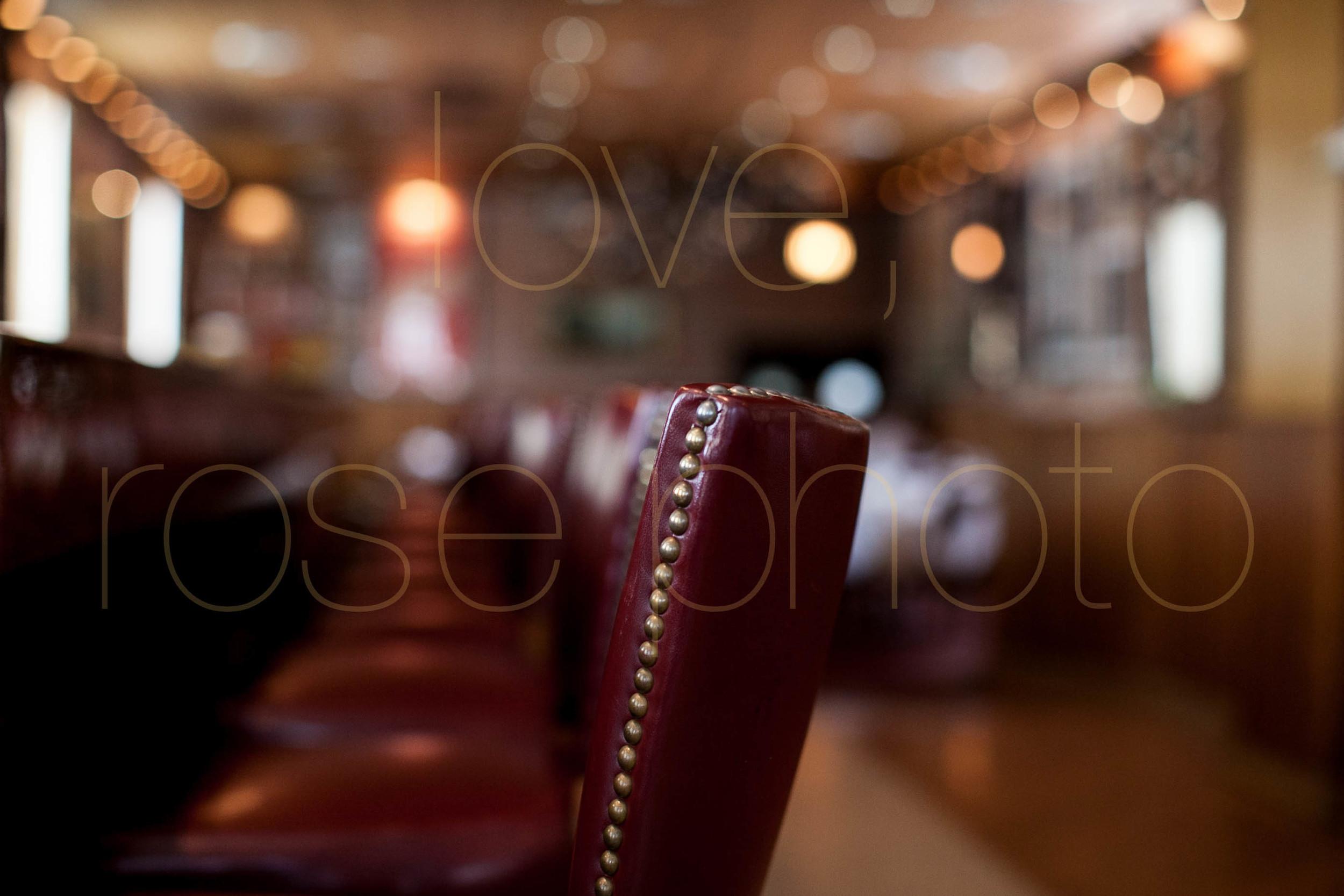 Meredith + Ross NYE 2016 Green Door Tavern River  North Erie Cafe Rose Photo Custom Enagement Shoot Chicago Wedding Photographer -2.jpg