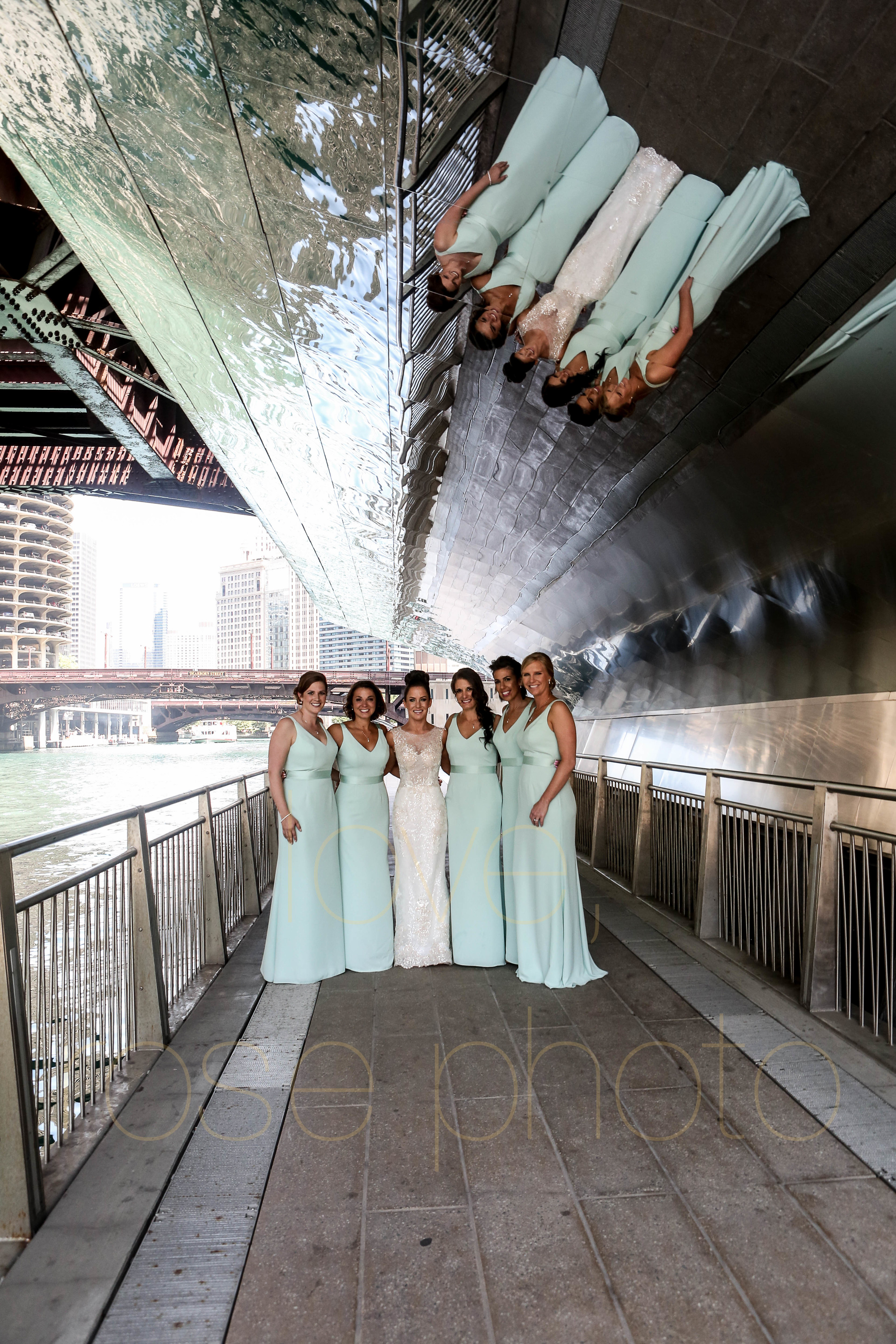 Sarah + Dimitri downtown Chicago wedding The Whit Lyric Opera Chicago River Walk wedding photography -15.jpg