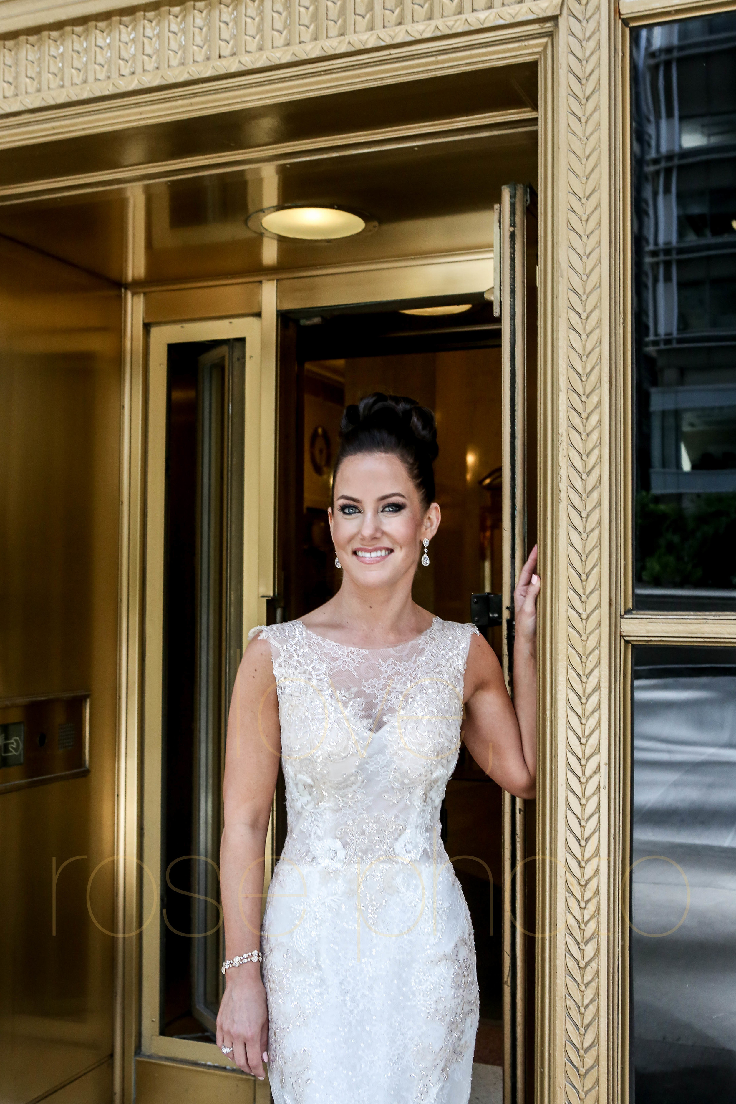 Sarah + Dimitri downtown Chicago wedding The Whit Lyric Opera Chicago River Walk wedding photography -18.jpg