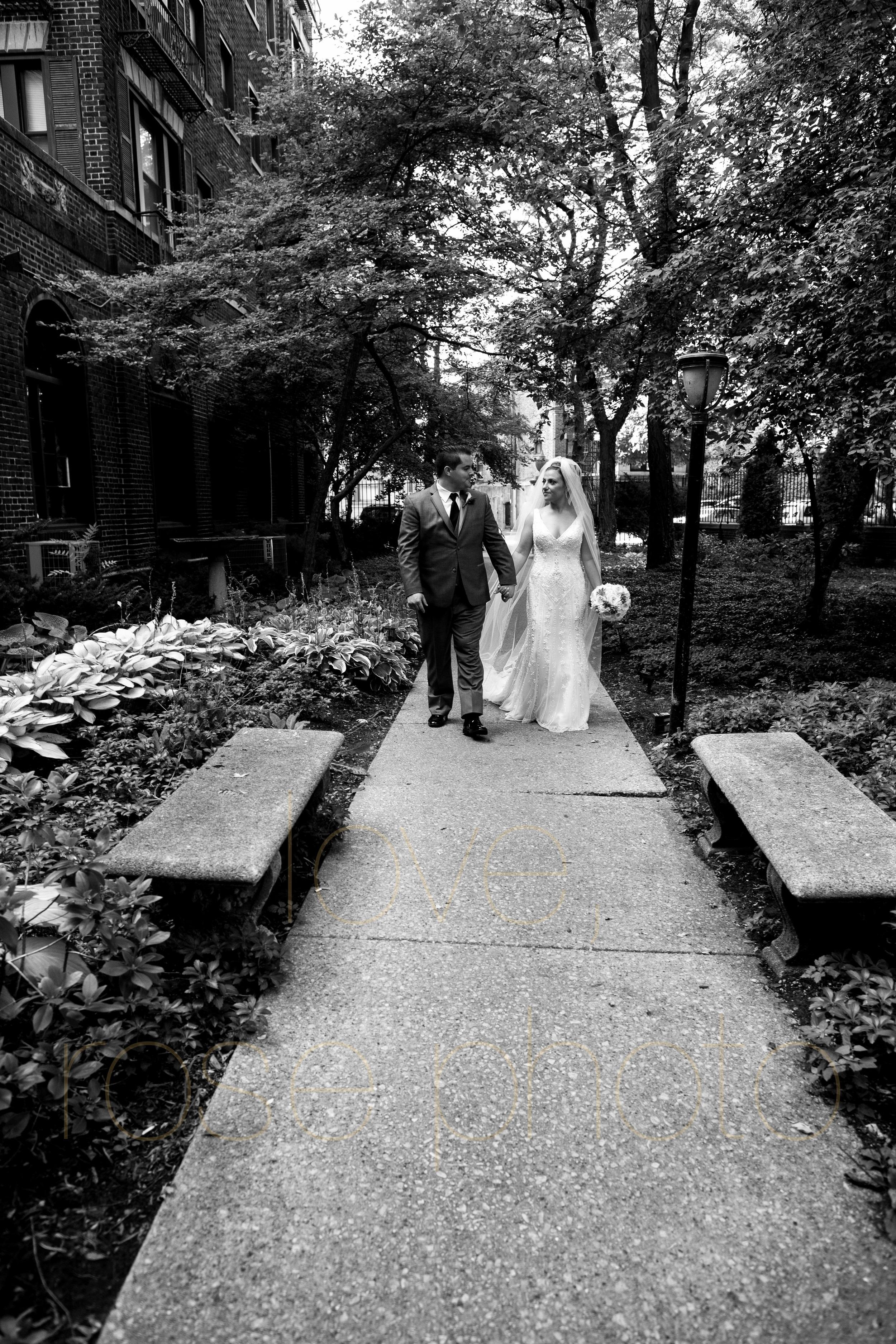chicago photographer destination wedding best of the knot big day photos Salvatore's Lincoln Park -7.jpg