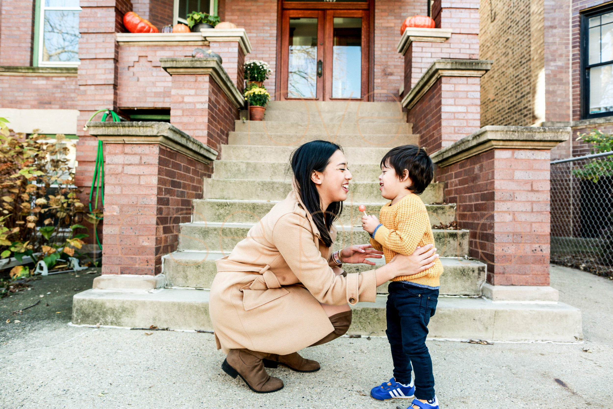 Chicago Best Family Photography Fall lifestyle session Rose Photo-4.jpg