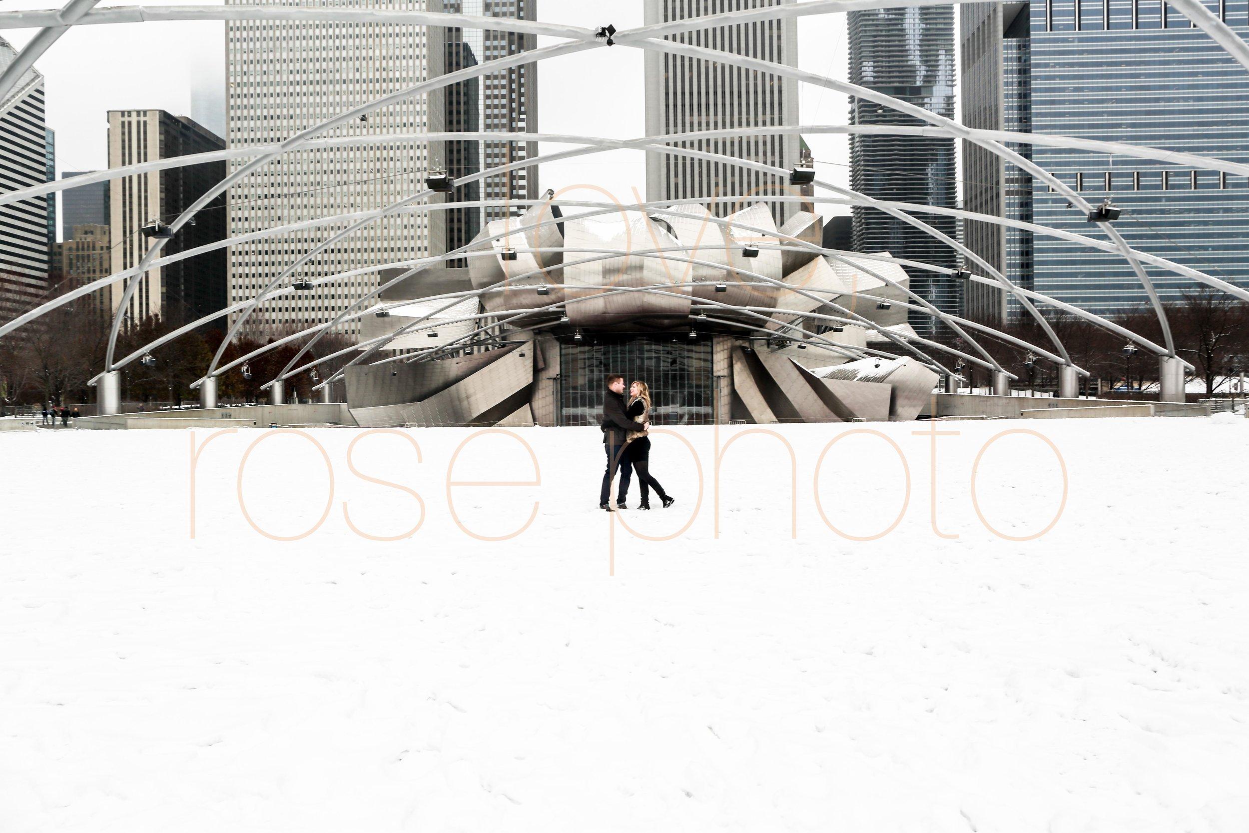 Rose Photo custom engagment shoot downtown chicago best wedding photographer-9.jpg