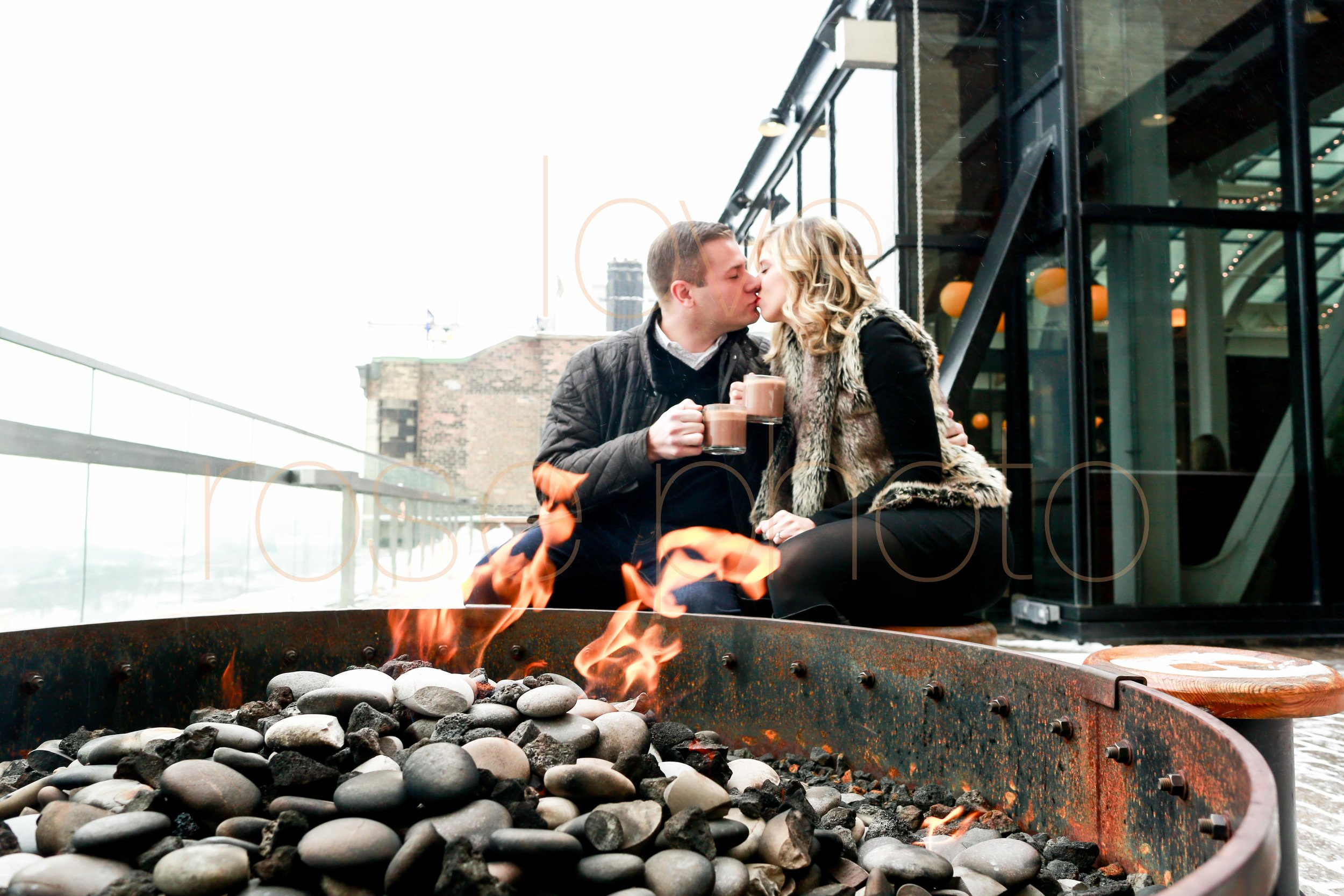 Rose Photo custom engagment shoot downtown chicago best wedding photographer-13.jpg