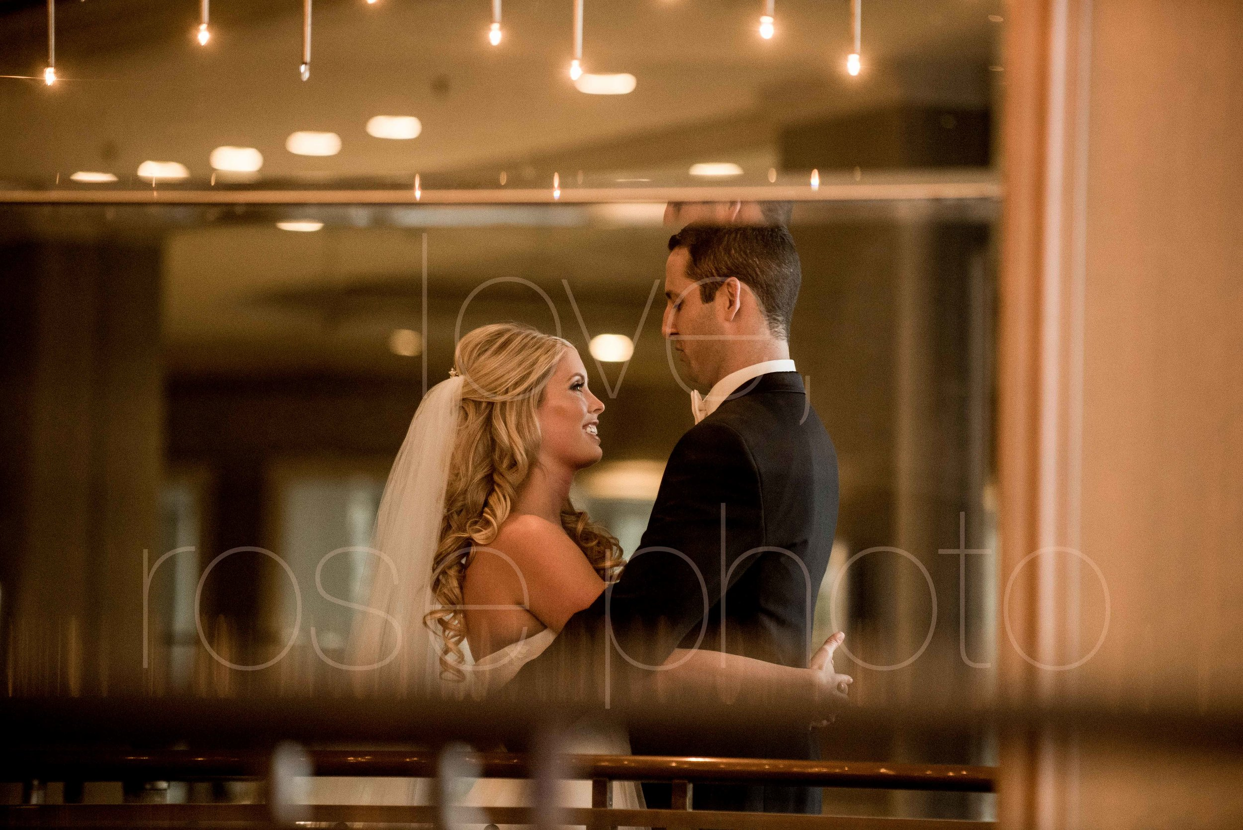 Rose Photo downtown Chicago wedding mag mile new years eve best wedding photography-19.jpg