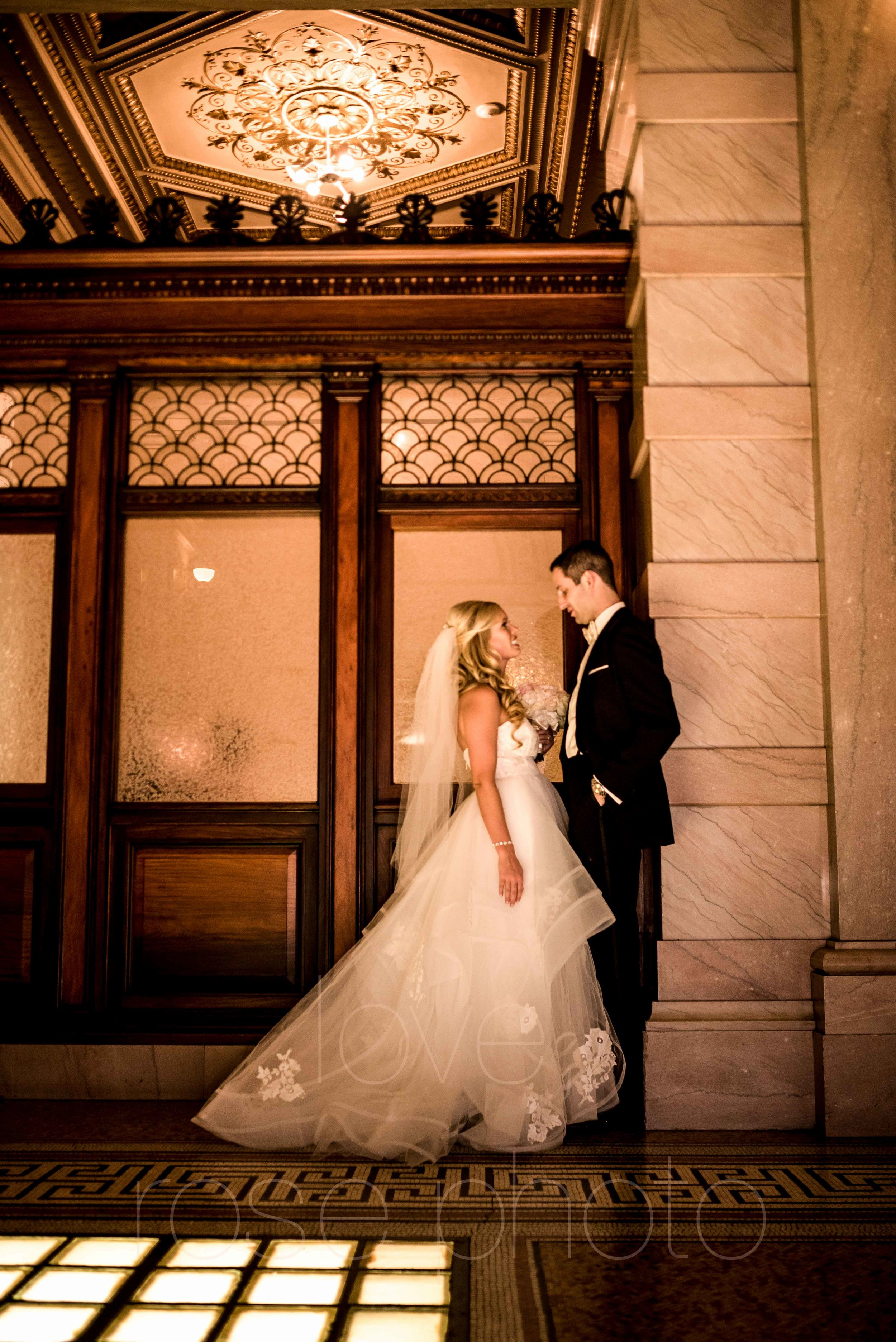 Rose Photo downtown Chicago wedding mag mile new years eve best wedding photography-26.jpg