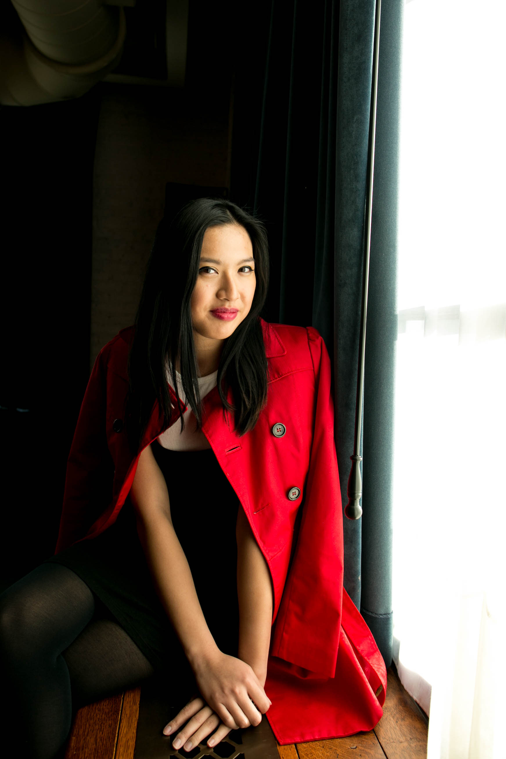 Megan Mateo: Marketing maven, visionary, and get sh*t done kind of gal.