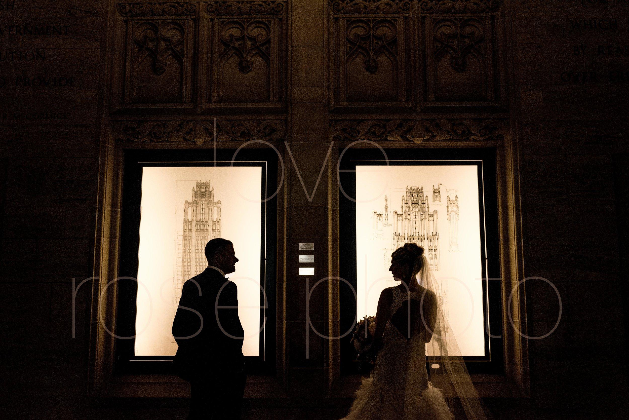 downtown spring wedding palmer house jewish galleria marchetii lazara gown by Rose Photo -18.jpg