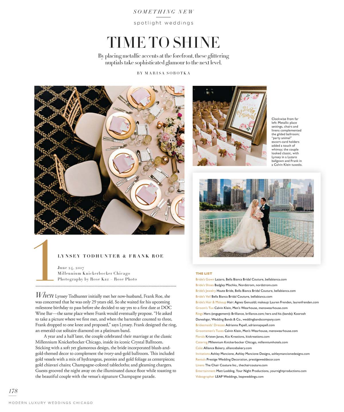 Knickerbocker Wedding Luxury WEDDINGS Photography Chicago - SS 2018 Issue - Rose Photo Complete Coverage-8.jpg
