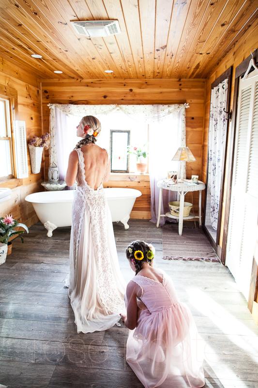 Asheville NC best wedding photographer farm bride angela kim gown wnc bridal-24.jpg