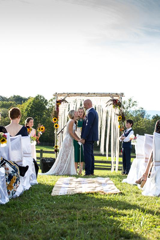 Asheville NC best wedding photographer farm bride angela kim gown wnc bridal-35.jpg