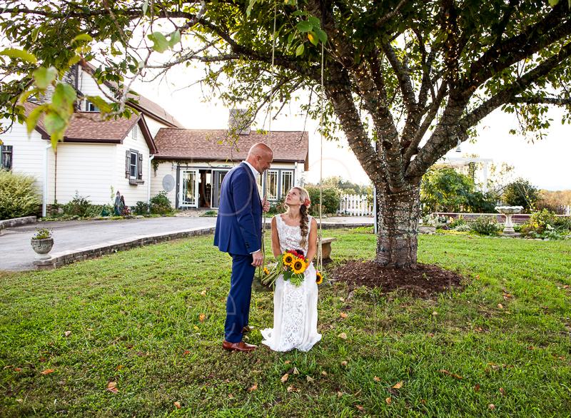 Asheville NC best wedding photographer farm bride angela kim gown wnc bridal-43.jpg