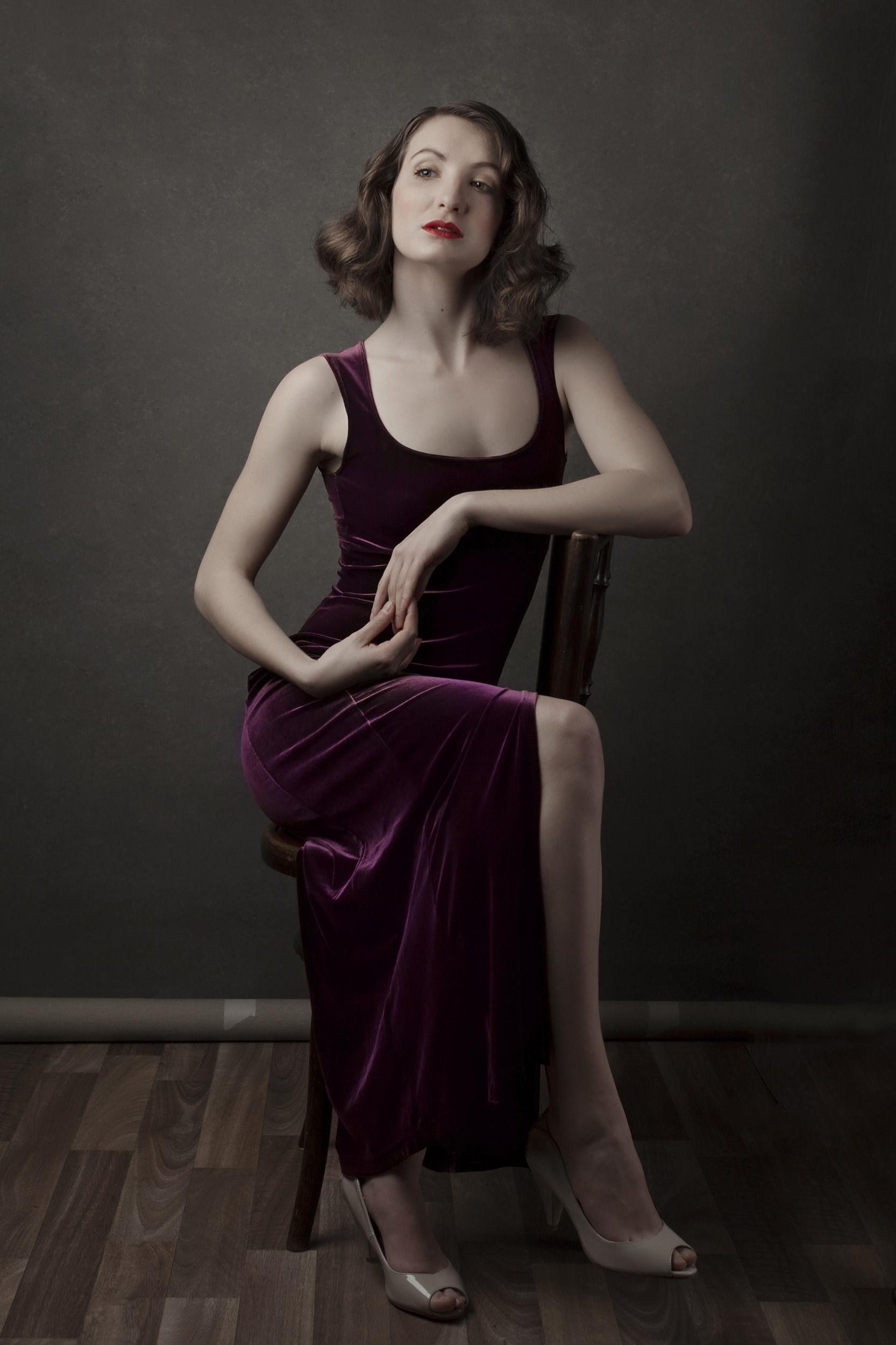 Naiya fine art portrait English Photoworks.