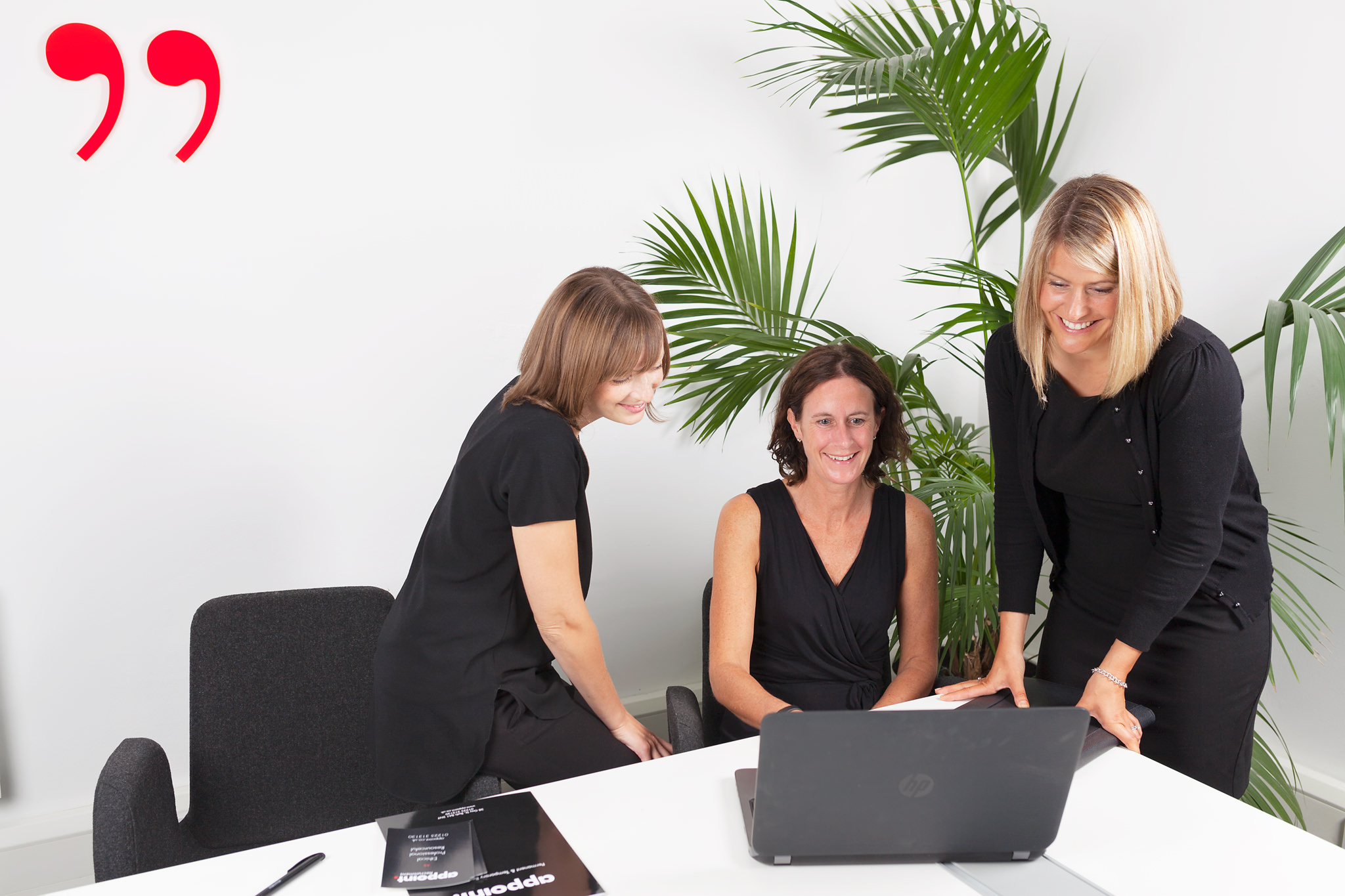 Professional portraiture for the workplace.