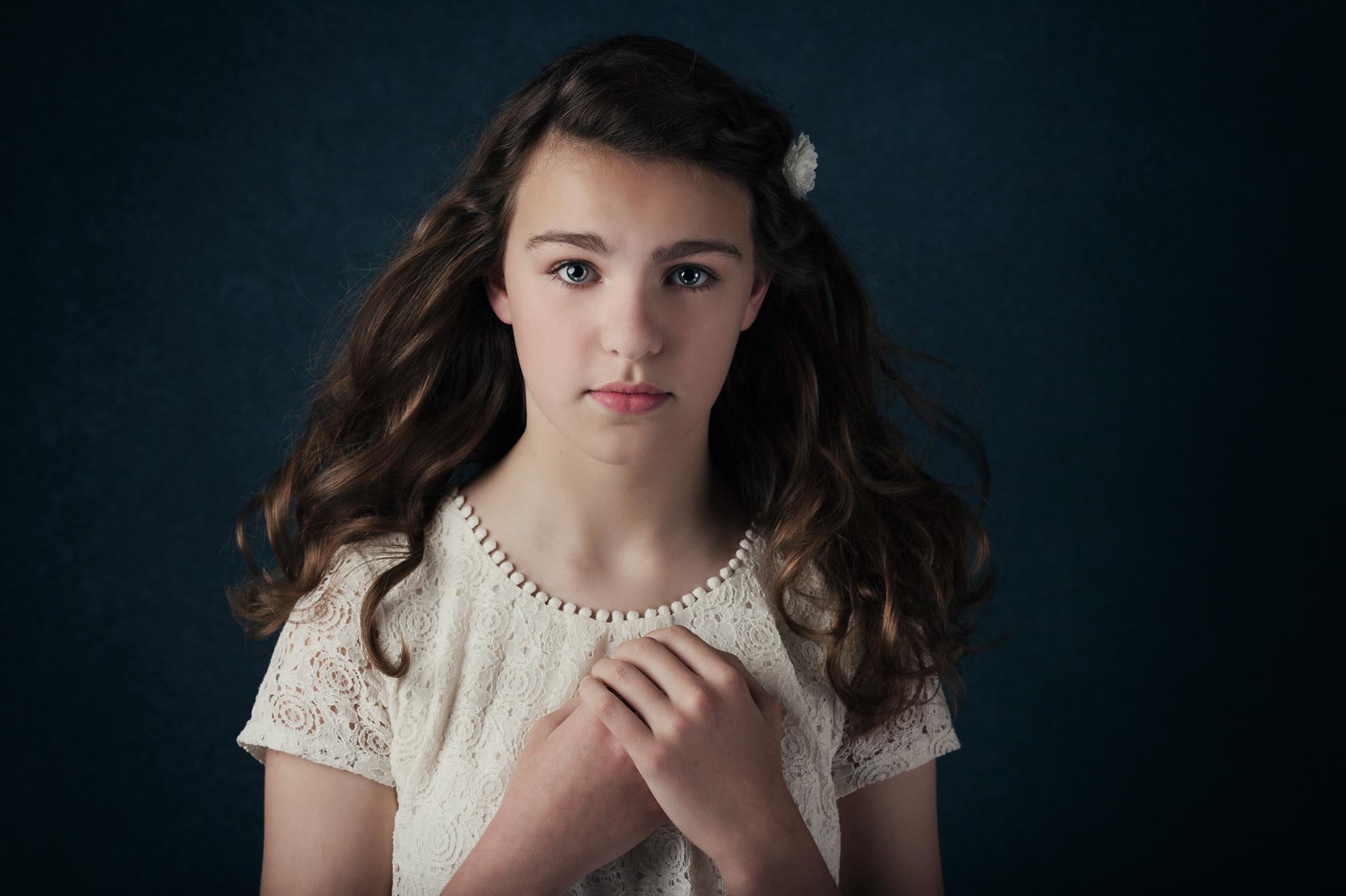 Iona fine art portrait