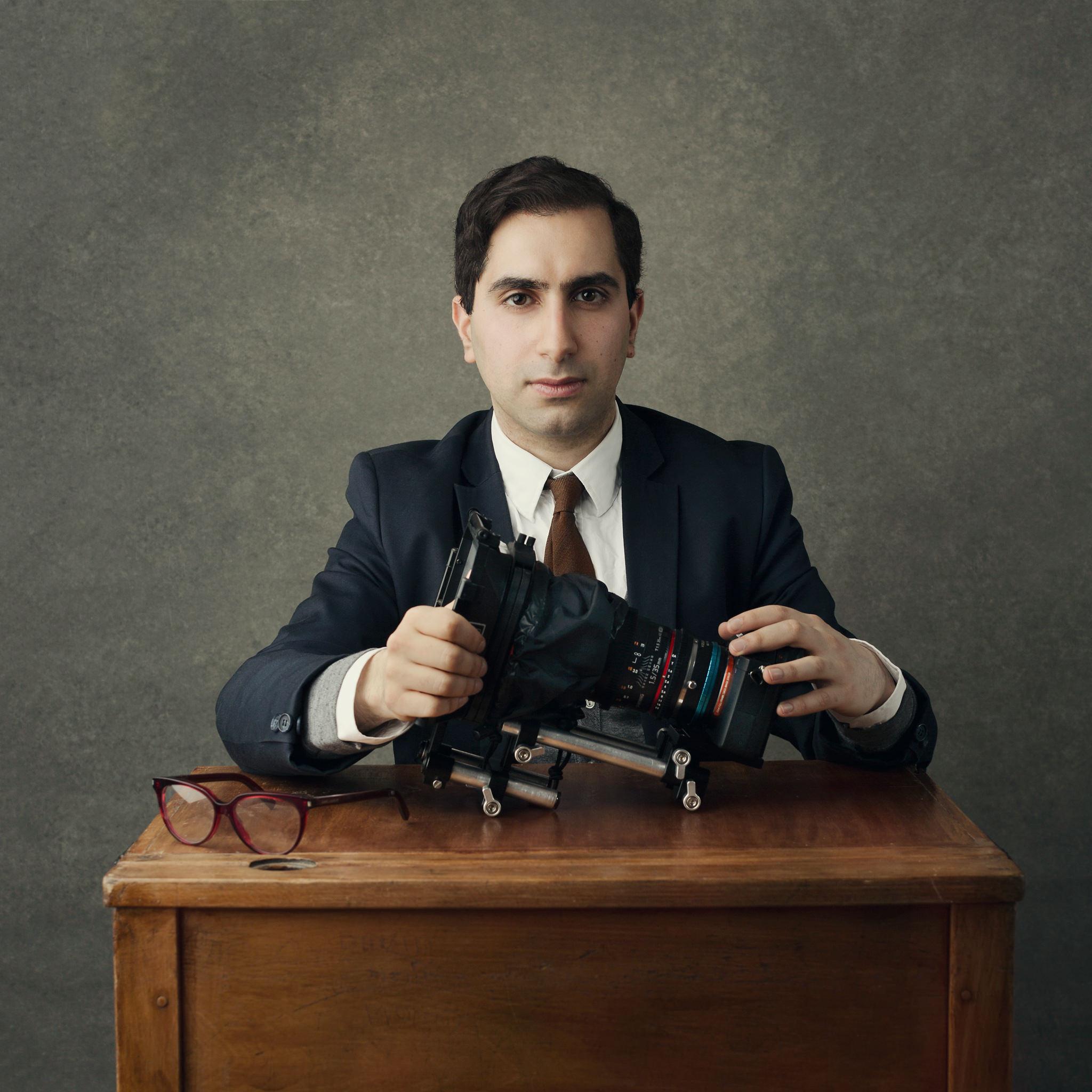 Editorial photography UK, headshot photography