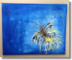 Flying Fish (Uschi Kirchhoff)