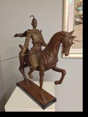 Chinese Sculptures (Zhang Hua)