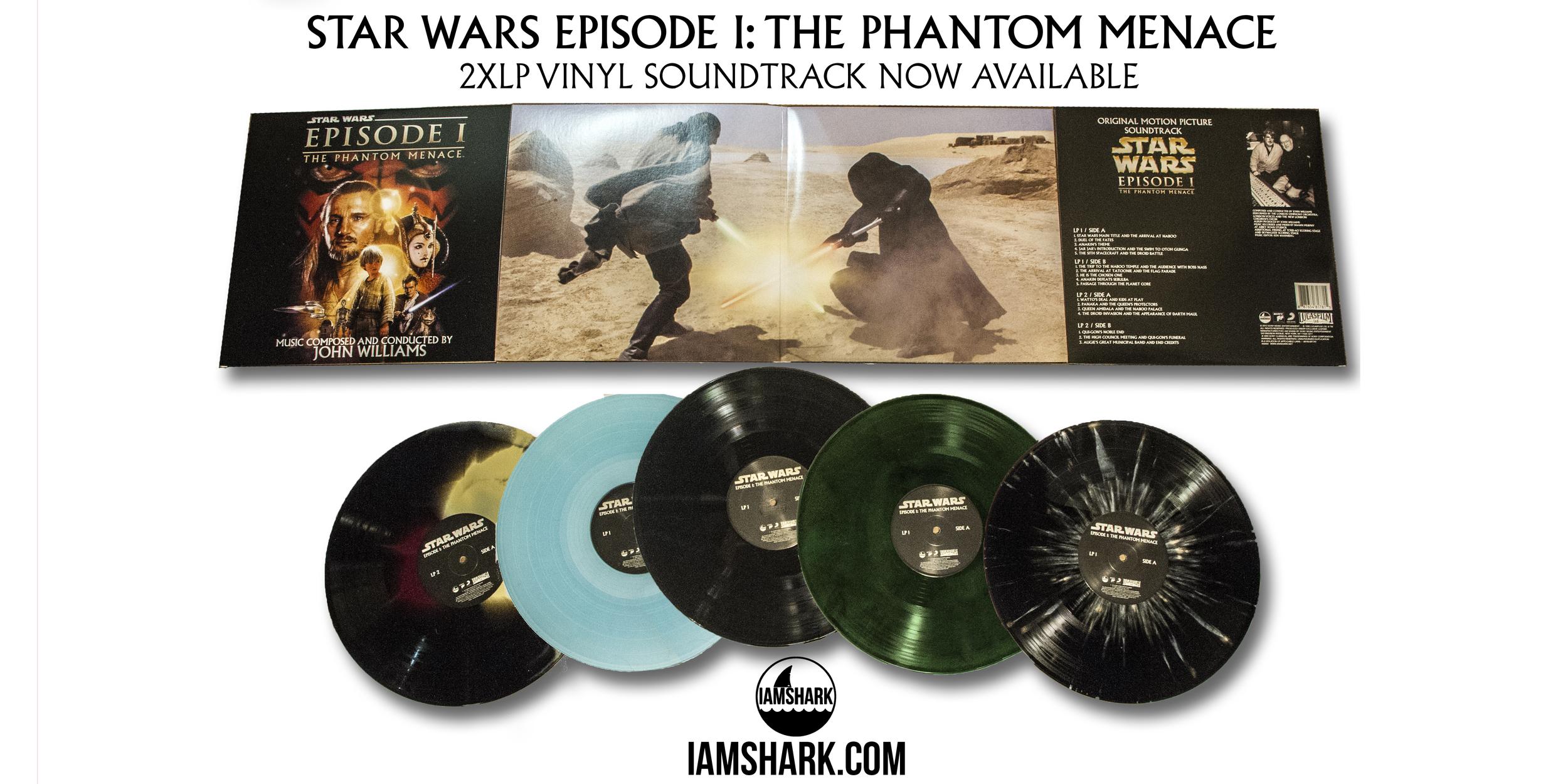 Star Wars Episode 1: The Phantom Menace OST