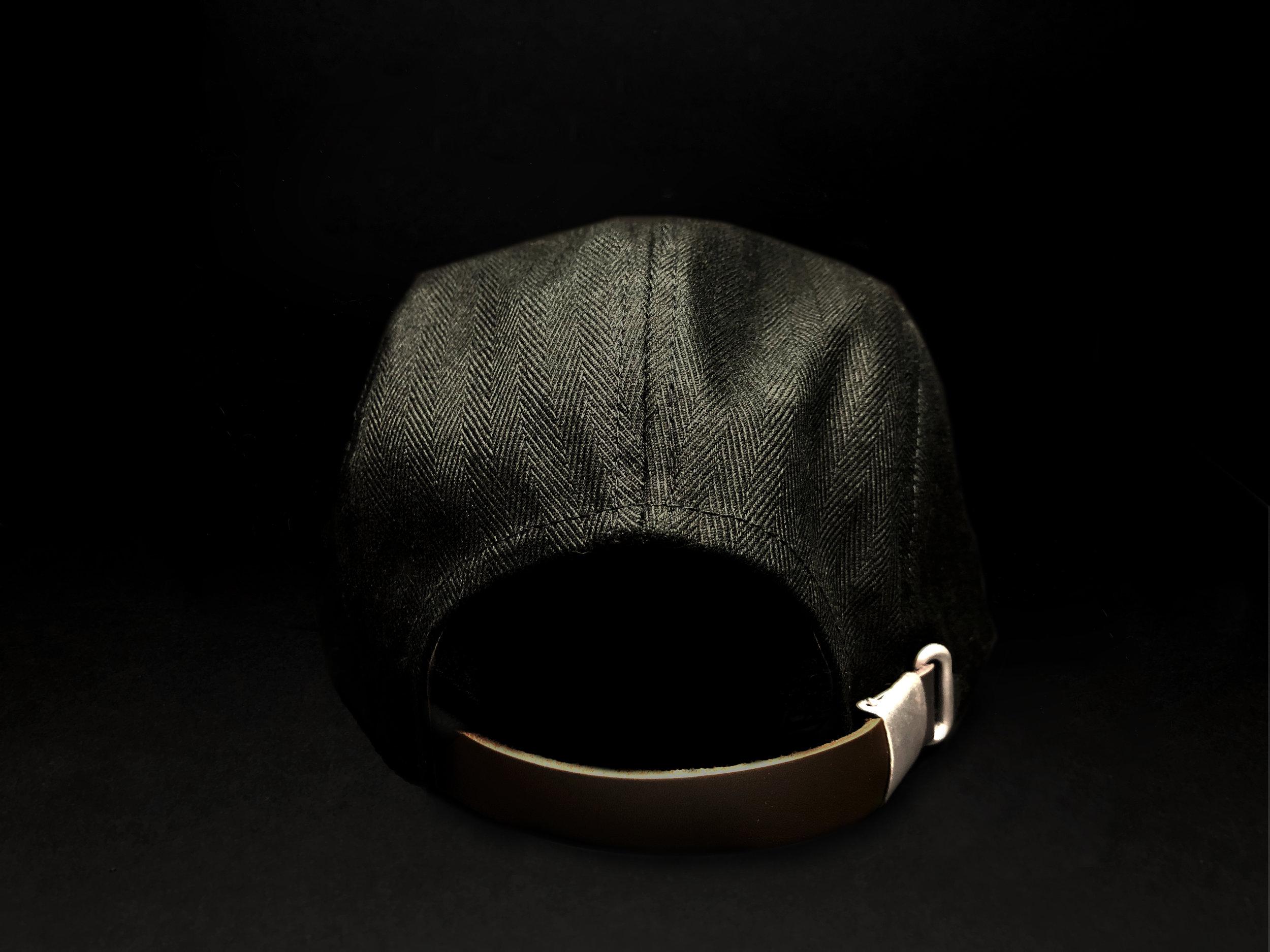 "5-Panel ""Gold Fin"" Camper Cap (Back)"