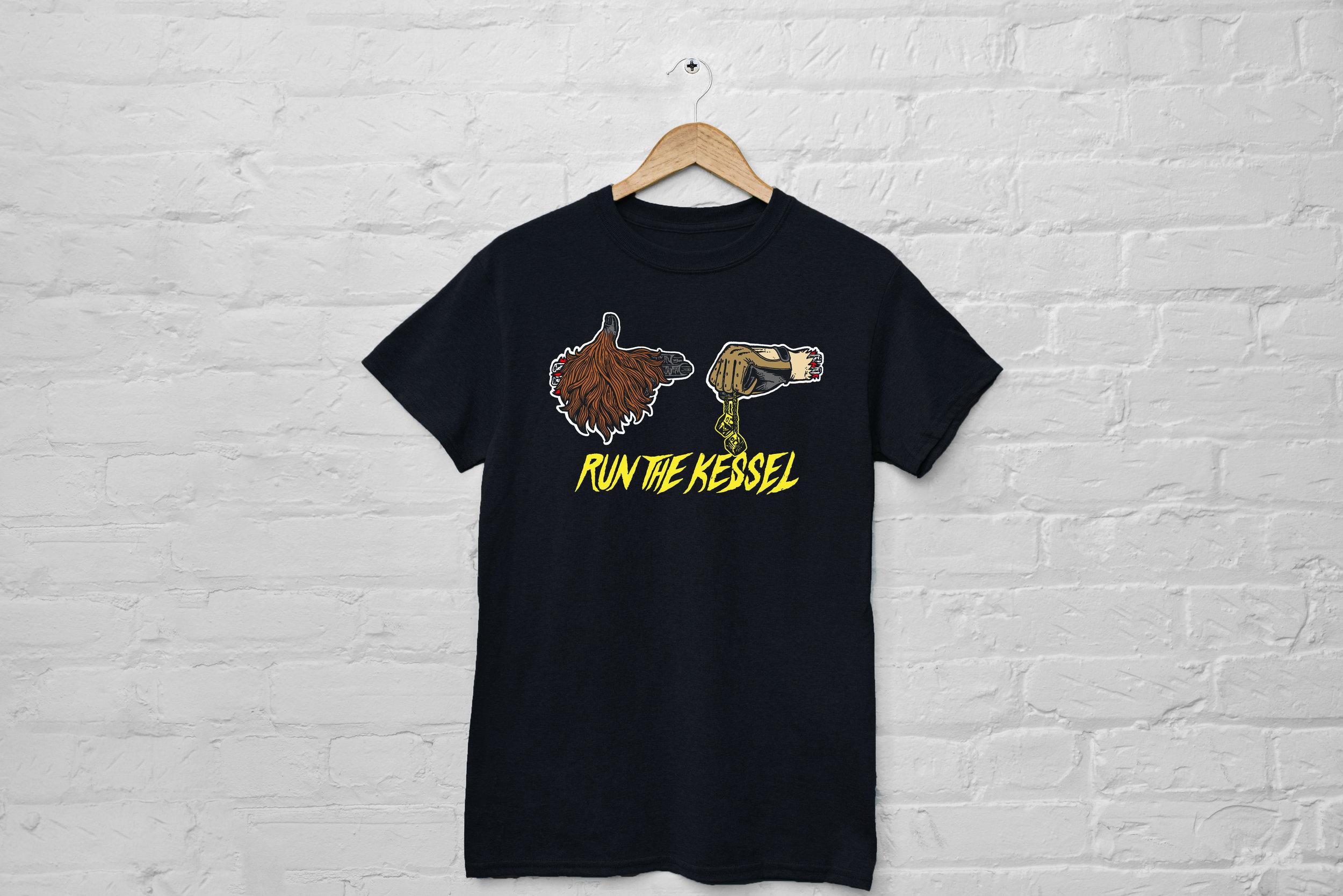 Run The Kessel T-Shirt