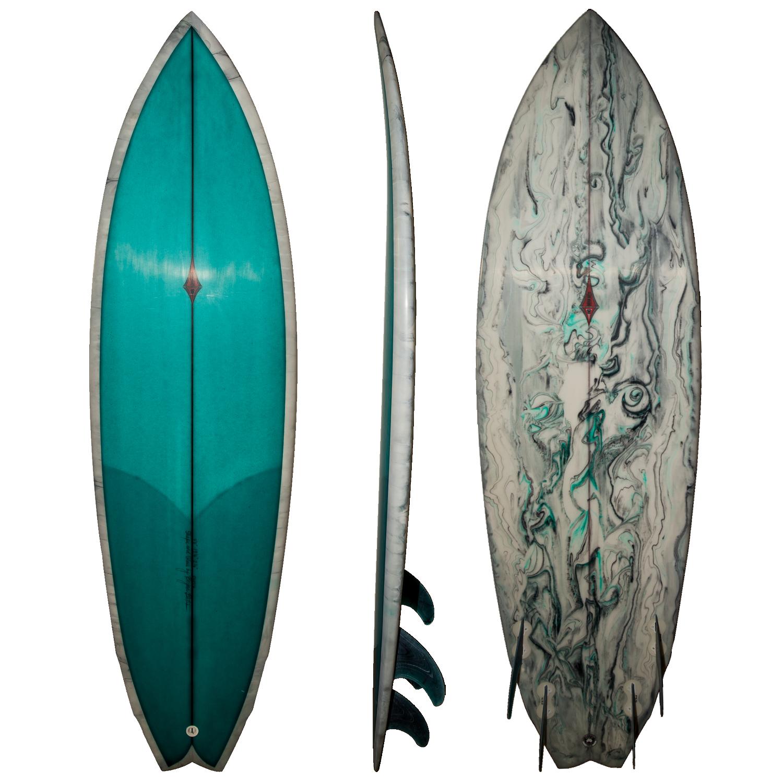 Tupira Mini Green tint insert deck Acid Marble bottom.png