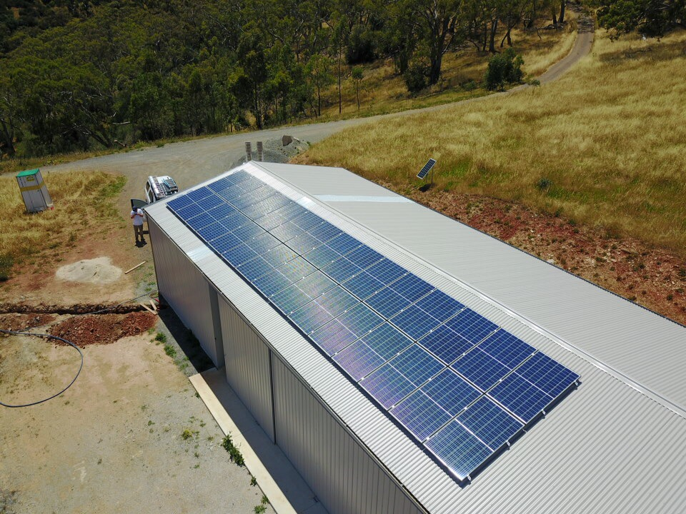 System installed in Coromandel East