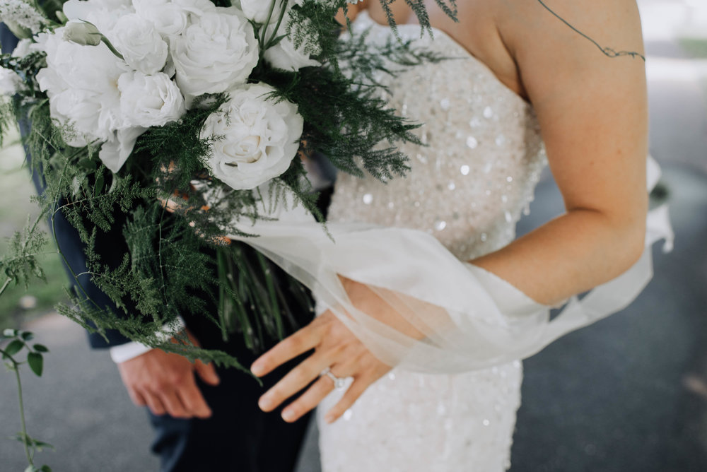 Garden-Style Wedding - Coindre HallHuntington, NY