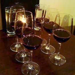 Nectar Wine Flight