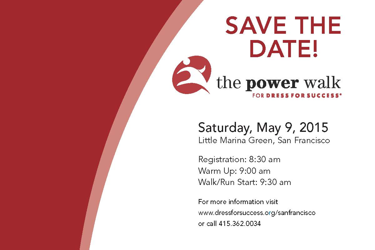 2015 Power Walk Flyer