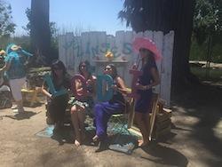 Lovely Ladies of Lodi enjoying ZinFest 2015