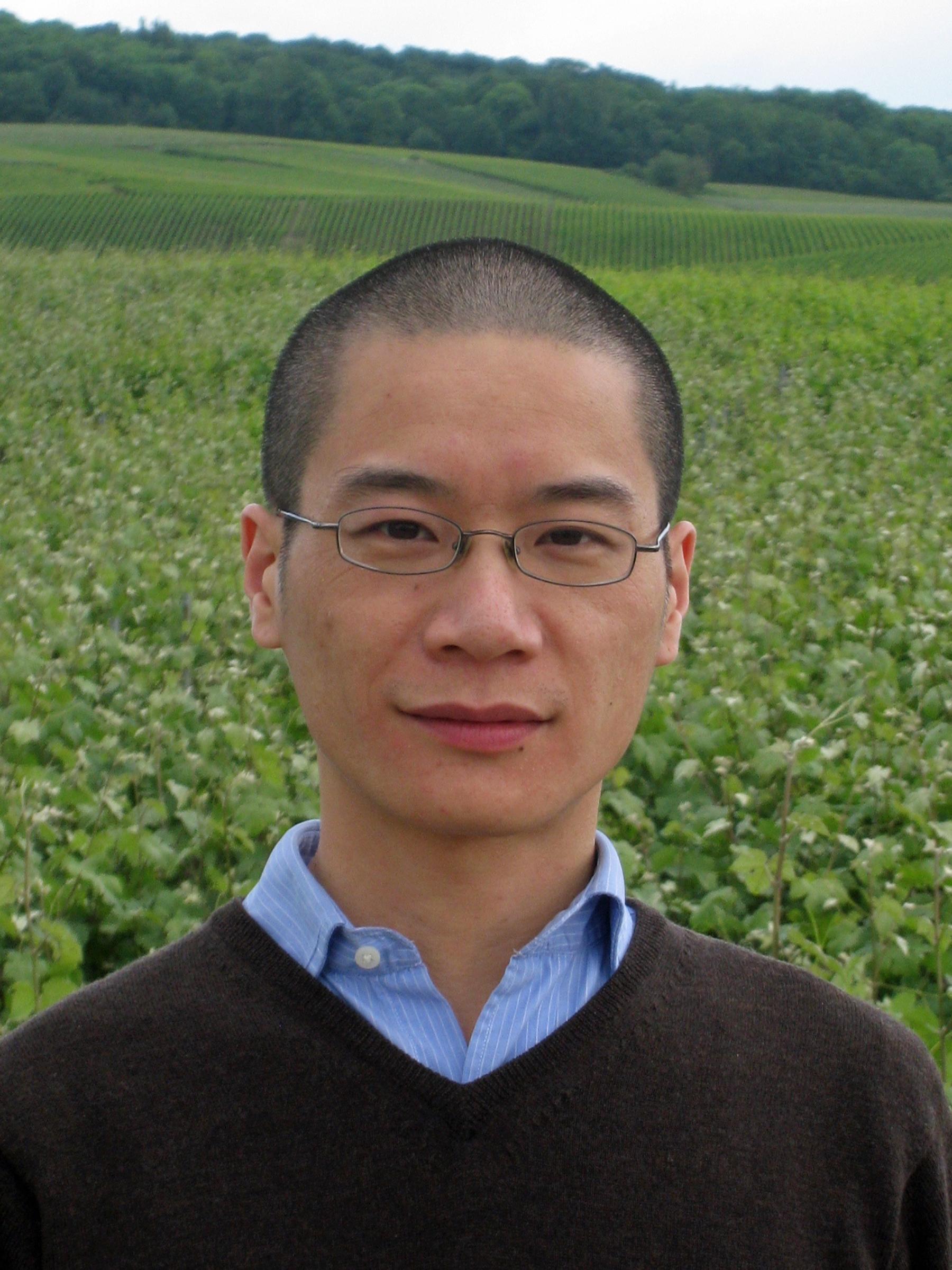 Sherryfest Co-Founder Peter Liem