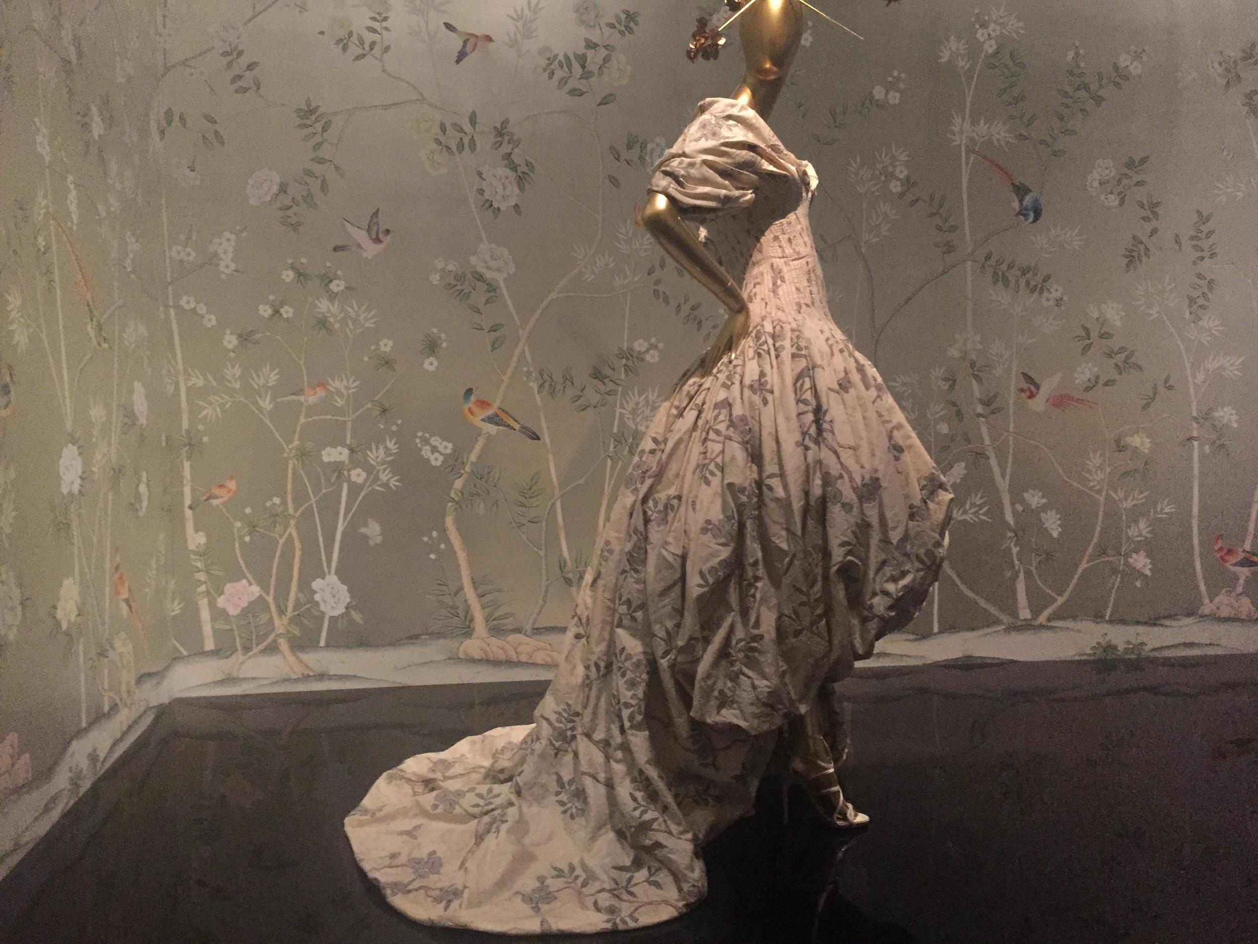 """China Through the Looking Glass, Metropolitan Museum of Art NYC 2015"" Photo:Kimberly Charles"