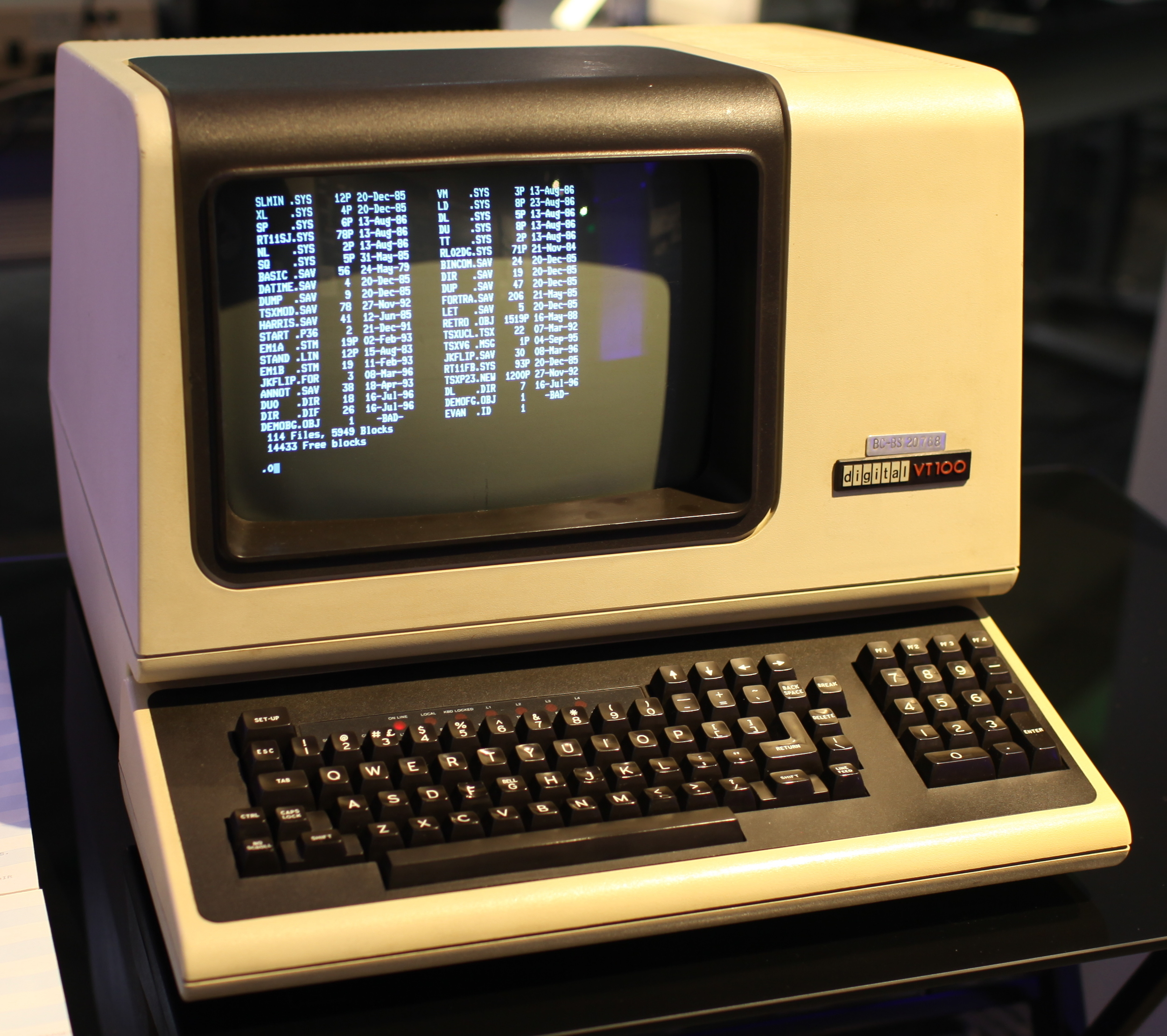 Remember when computers looked like this...? Thought not.