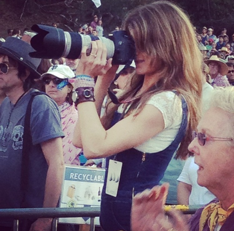 A Meta shot of Hardly Strictly Bluegrass photographer 2014 by Kimberly Charles